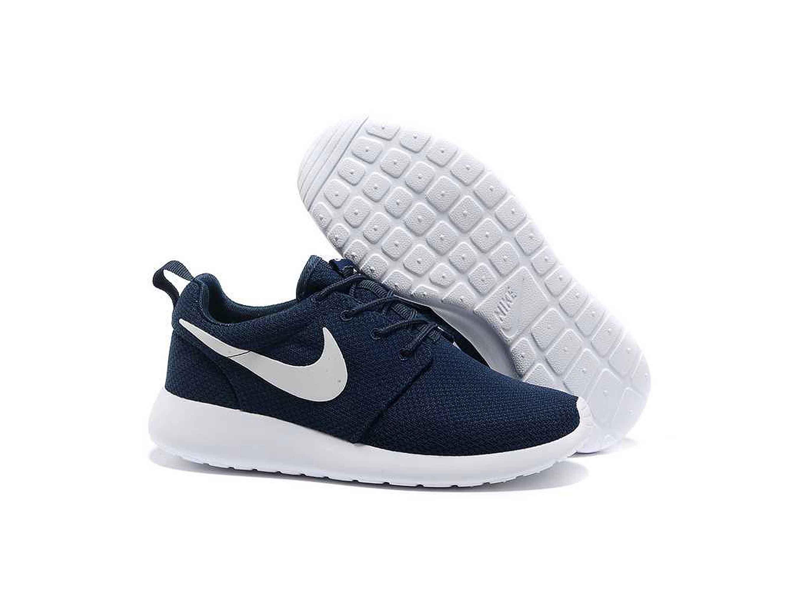 nike roshe run deep blue ⋆ Nike