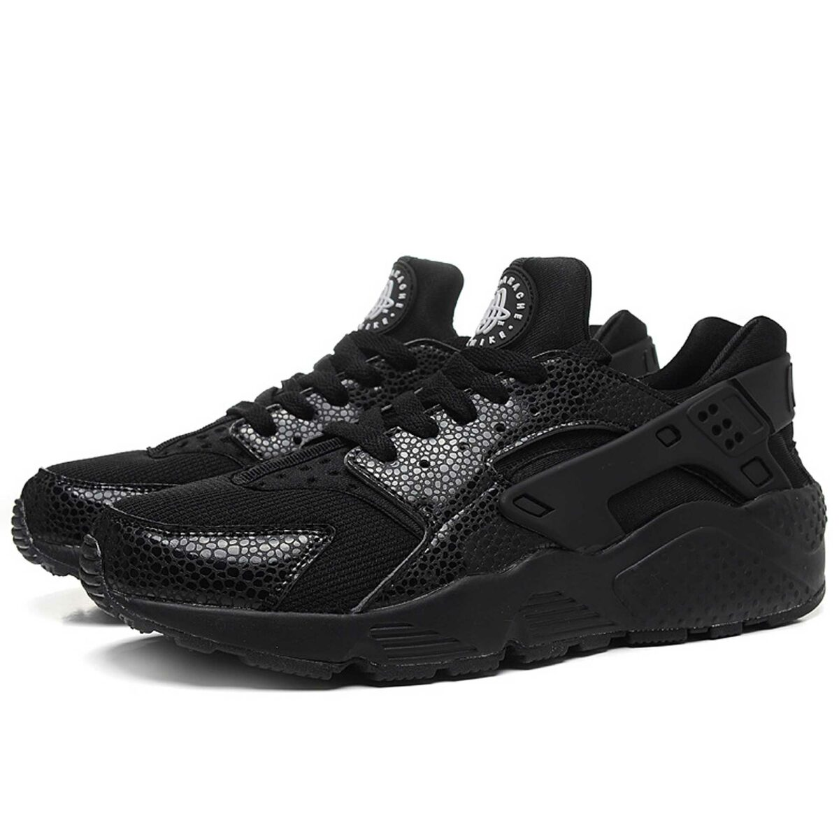 nike air huarache anthracite black 634835_001 купить
