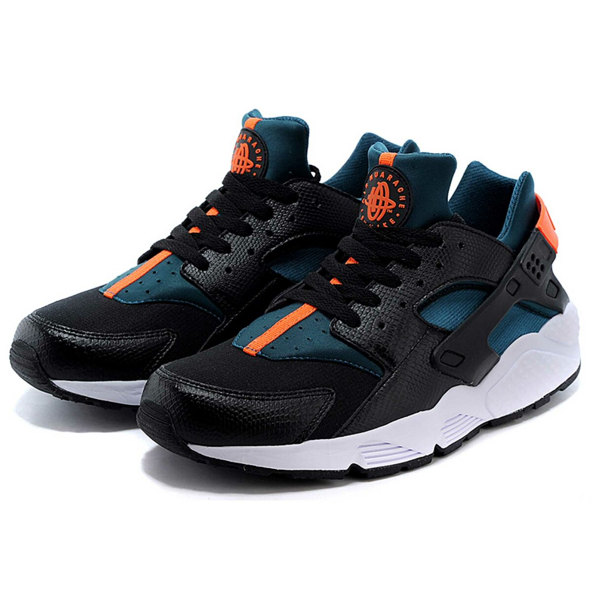 nike air huarache black hyper 634835_084 купить