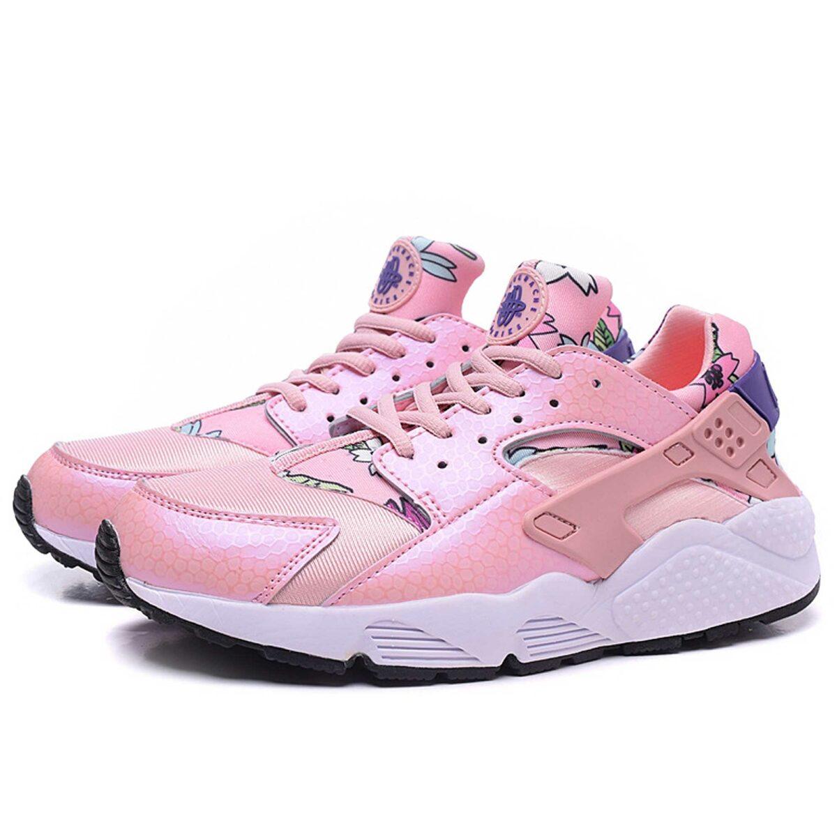 Интернет магазин купить оригинальные Nike Air Huarache Aloha Pack Pink