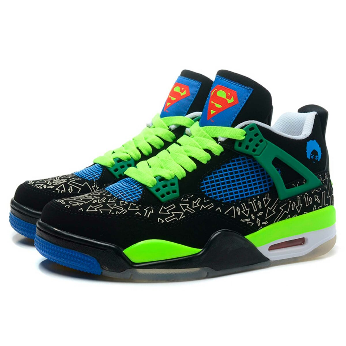 nike air jordan 4 retro doernbecher 308497-015 купить