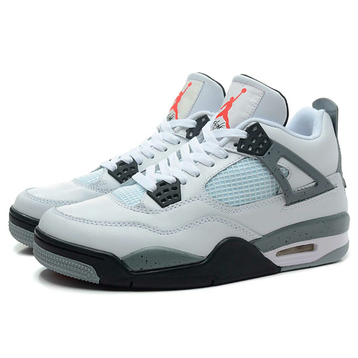 nike air jordan 4 retro white cement og 840606-192 купить