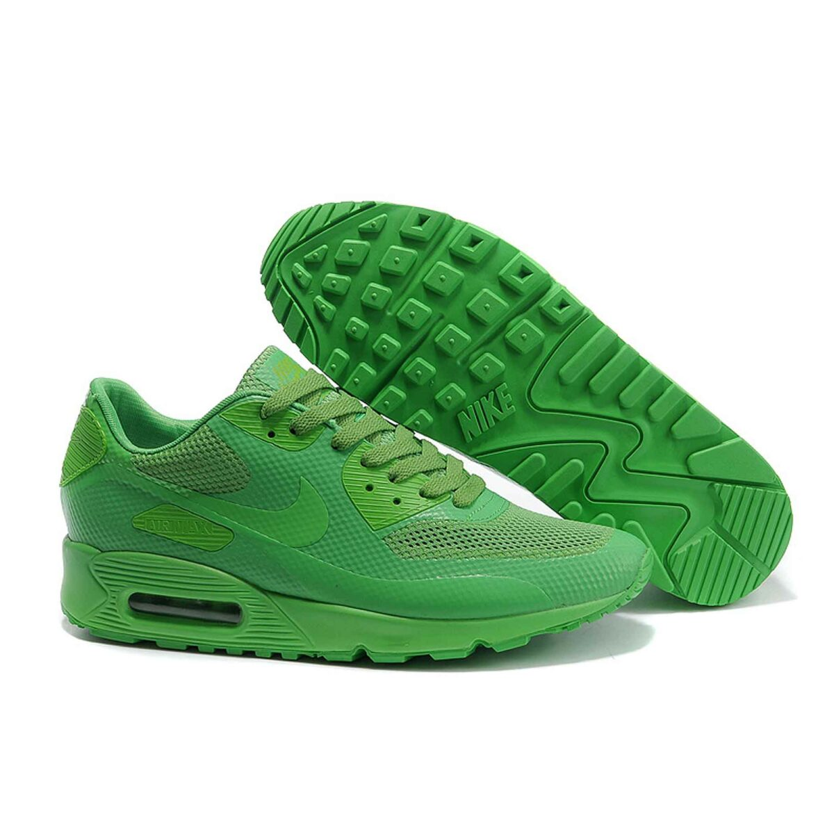 Купить Nike Air Max 90 Hyperfuse 2012 Green