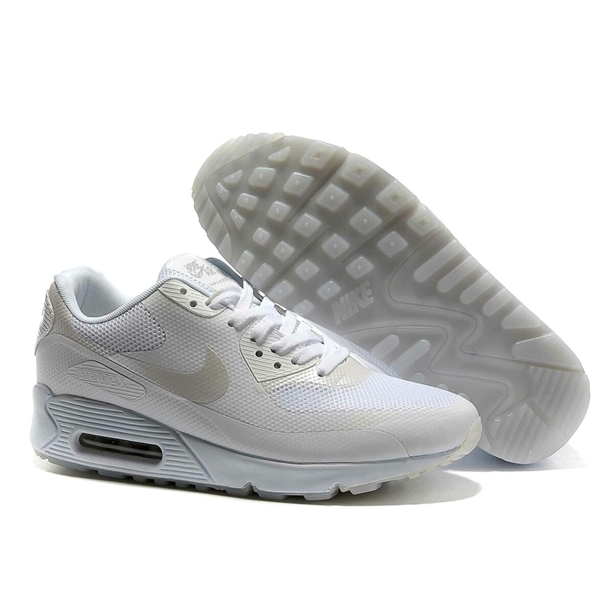 Купить Nike Air Max 90 Hyperfuse 2012 White