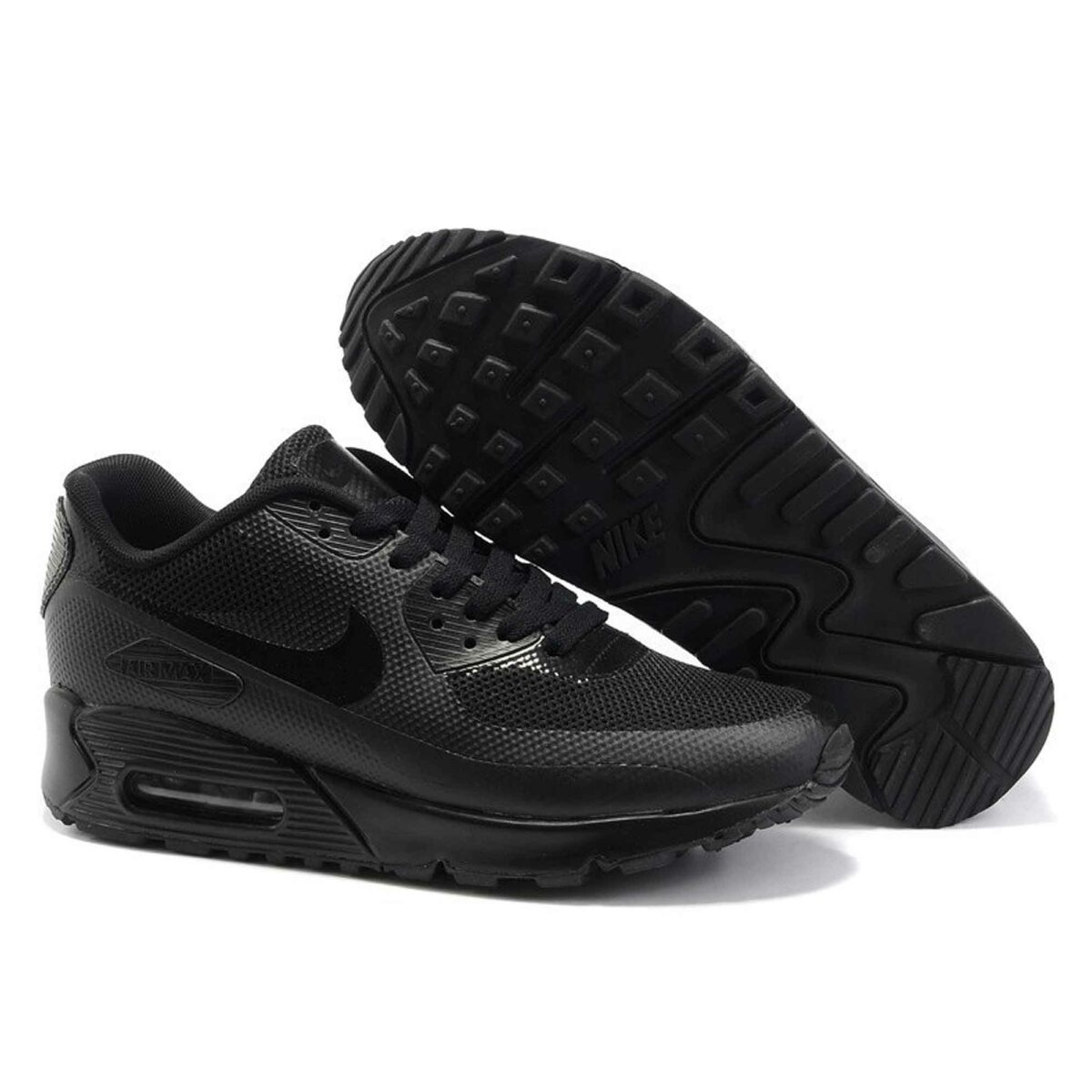 Купить Nike Air Max 90 Hyperfuse 2012 Black