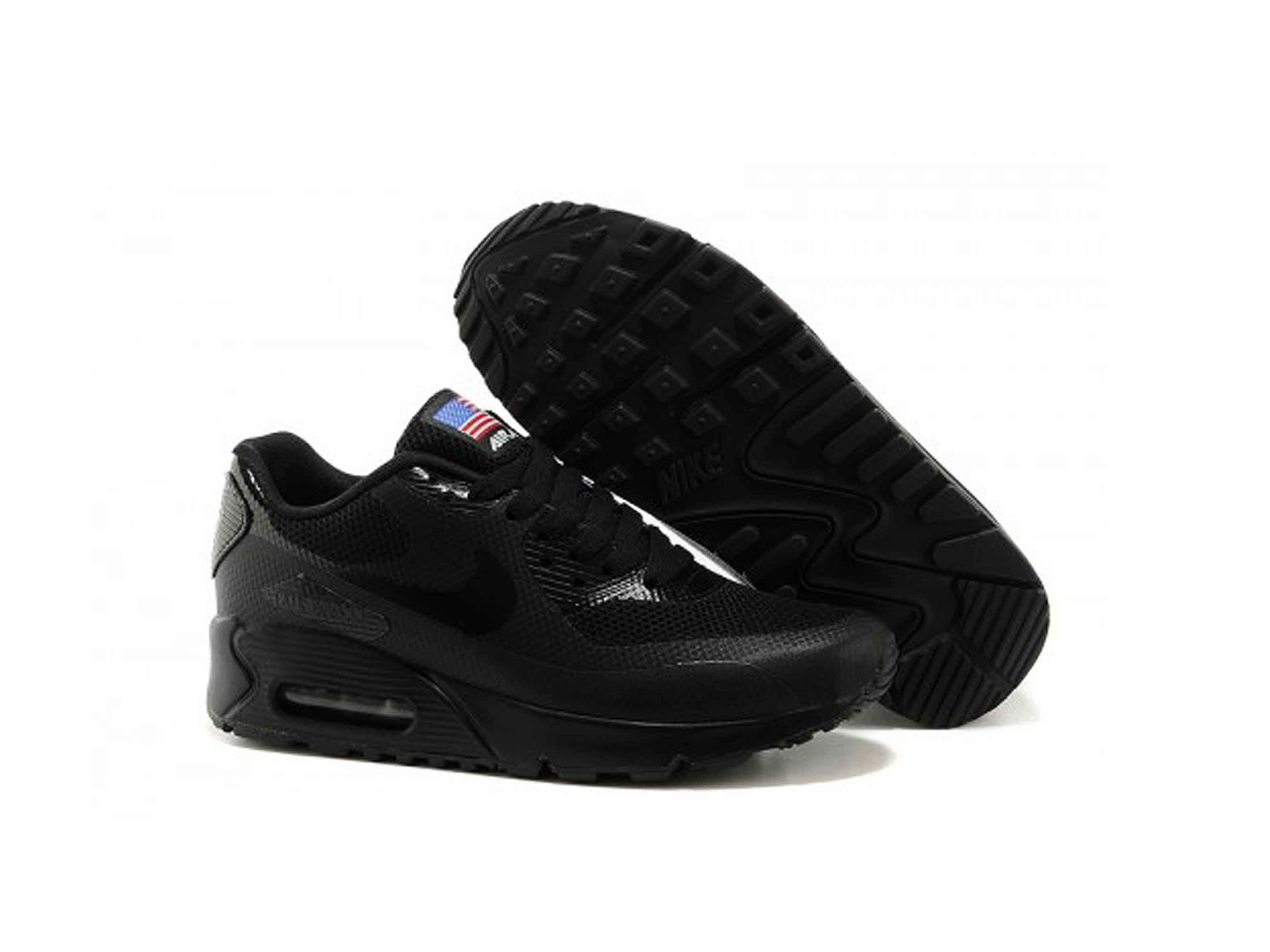 Nike Air Max 90 Hyperfuse Independence Day White 2013 (by