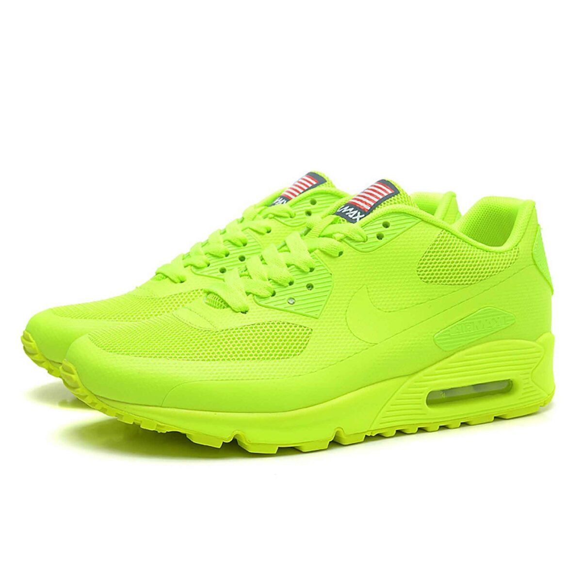 Купить Nike Air Max 90 Hyperfuse Independence Day 2013 Volt