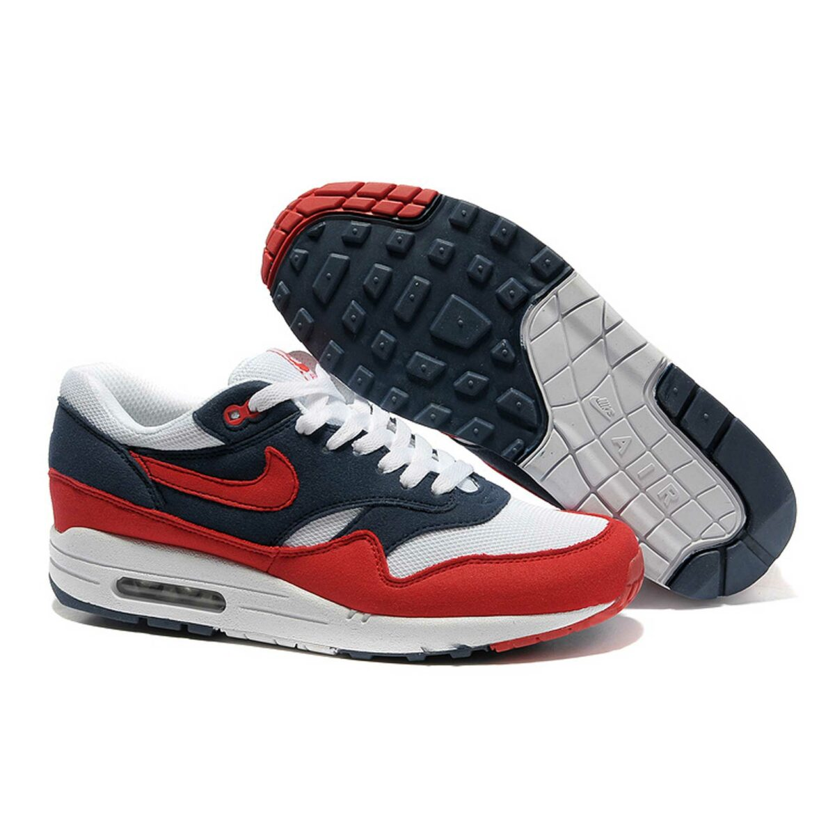 Интернет магазин Nike Air Max 1 87 Blue Red White