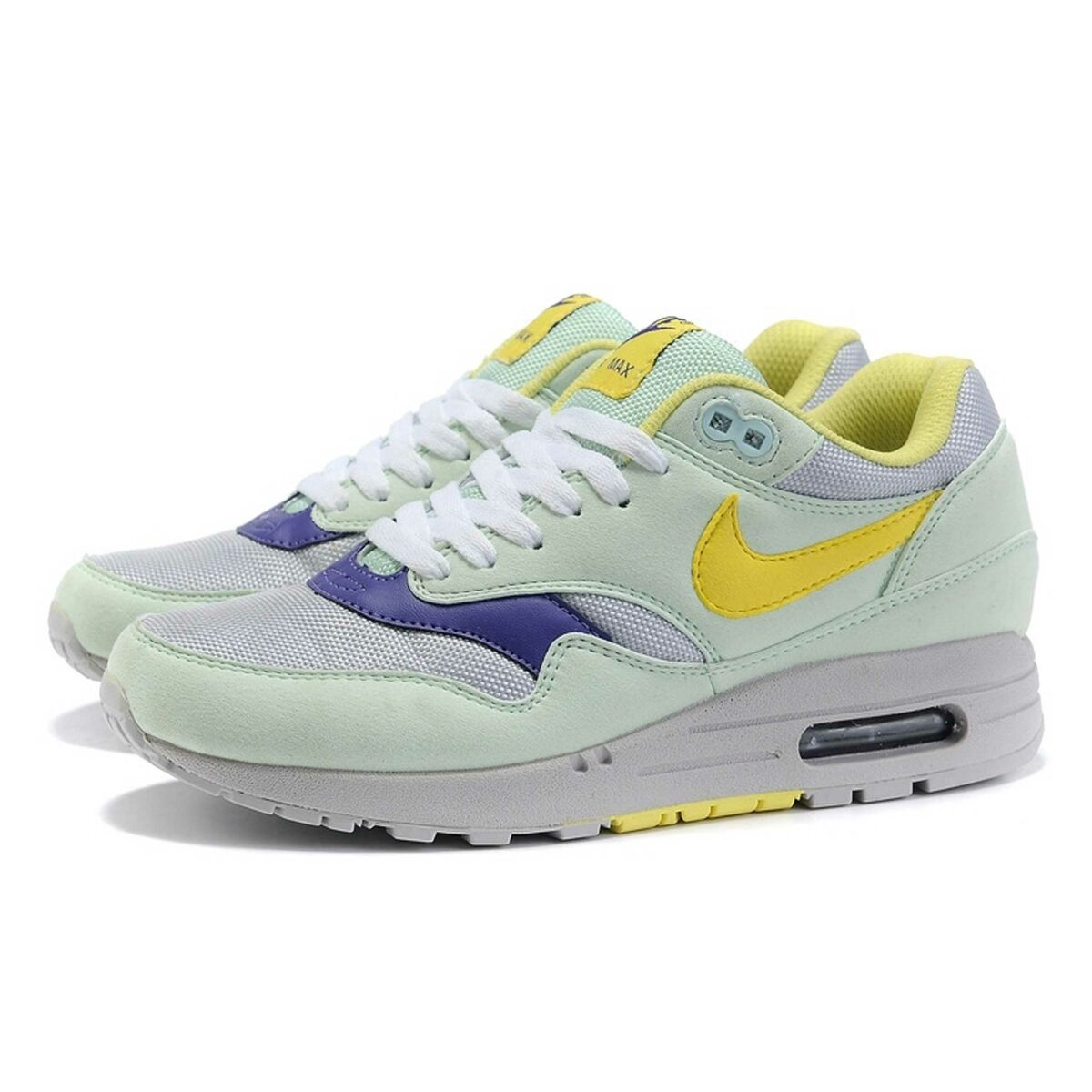 Интернет магазин Nike Air Max 1 87 Green Lemon