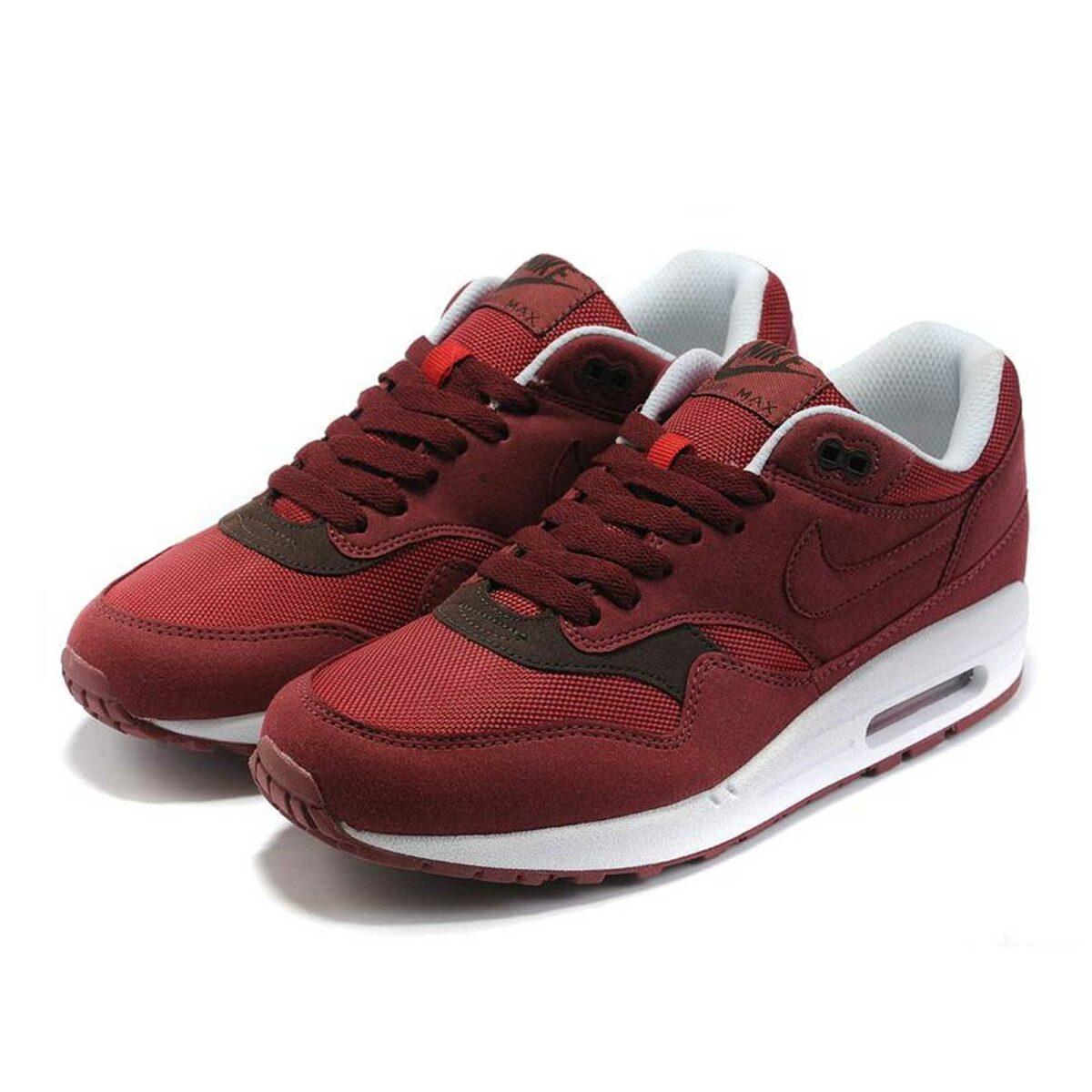 Интернет магазин Nike Air Max 1 87 Team Red