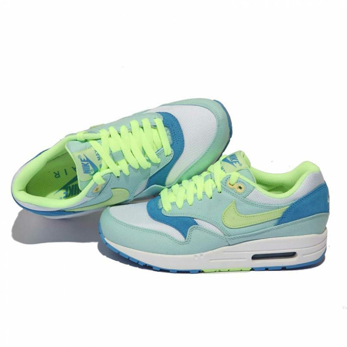 Интернет магазин Nike Air Max 1 87 Liquid Lime
