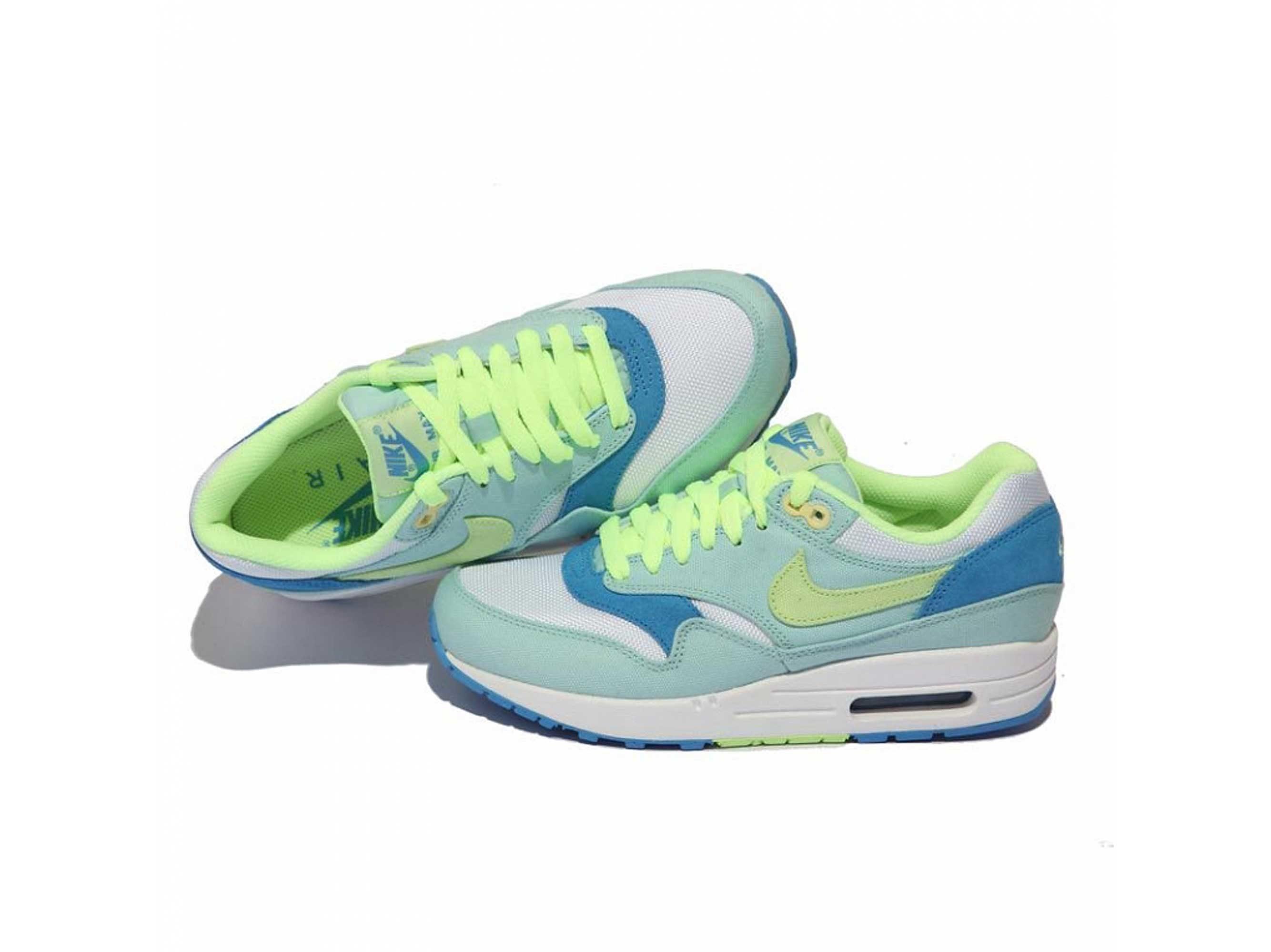 Интернет магазин Nike Air Max 1 87 Liquid Lime