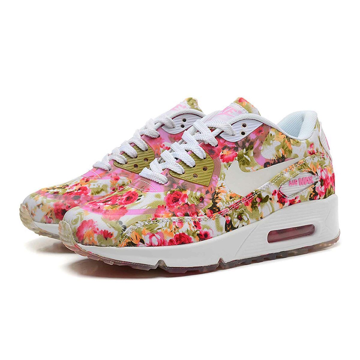 Купить Nike Air Max 90 Floral Peach Rose