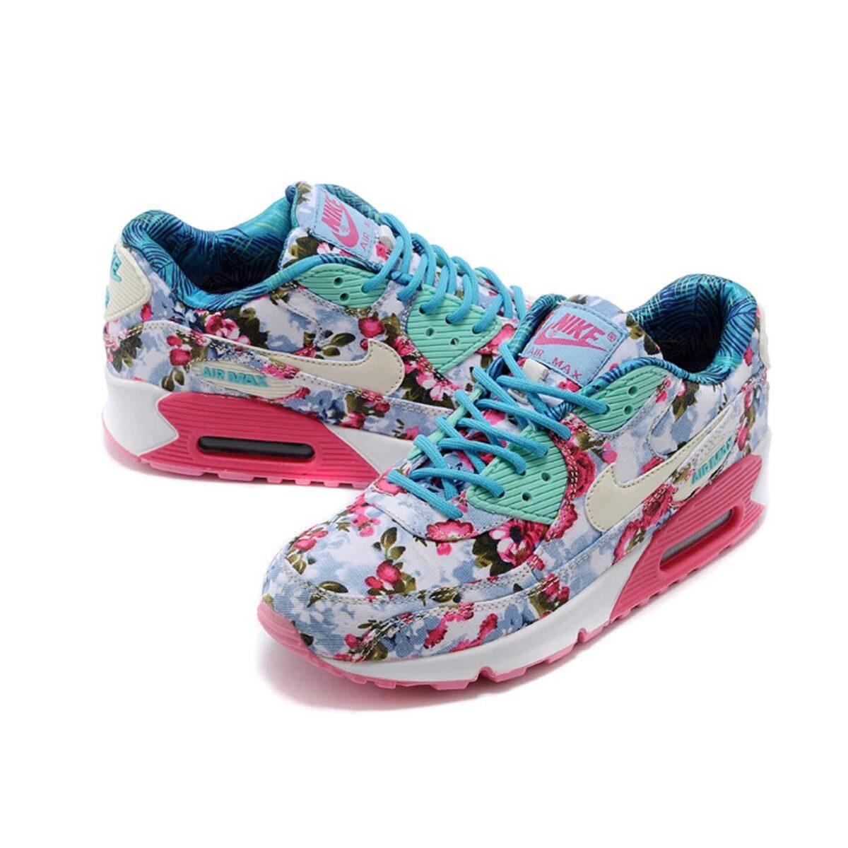Купить Nike Air Max 90 Flora Rose
