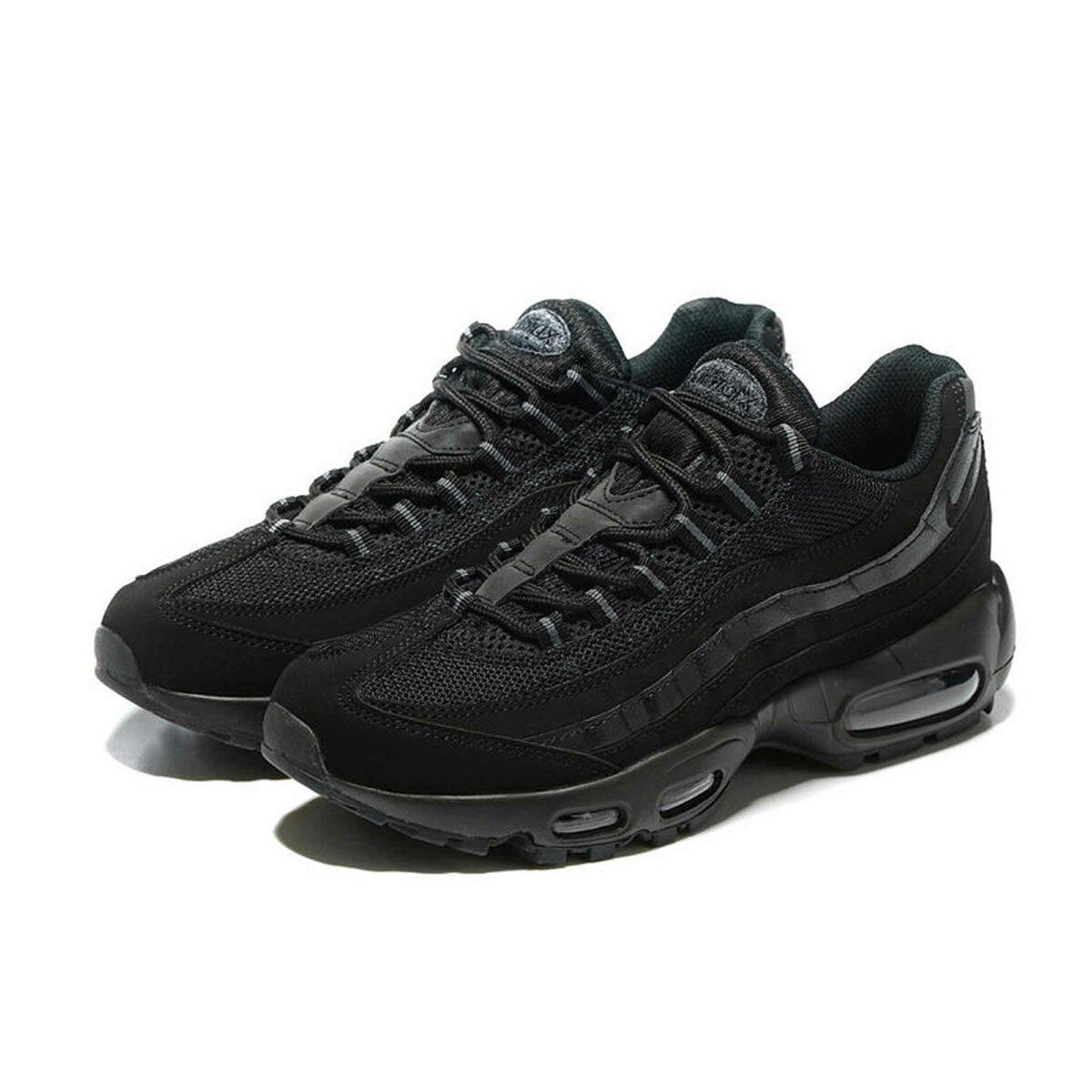 Nike Air Max 95 Black 104220-001 купить