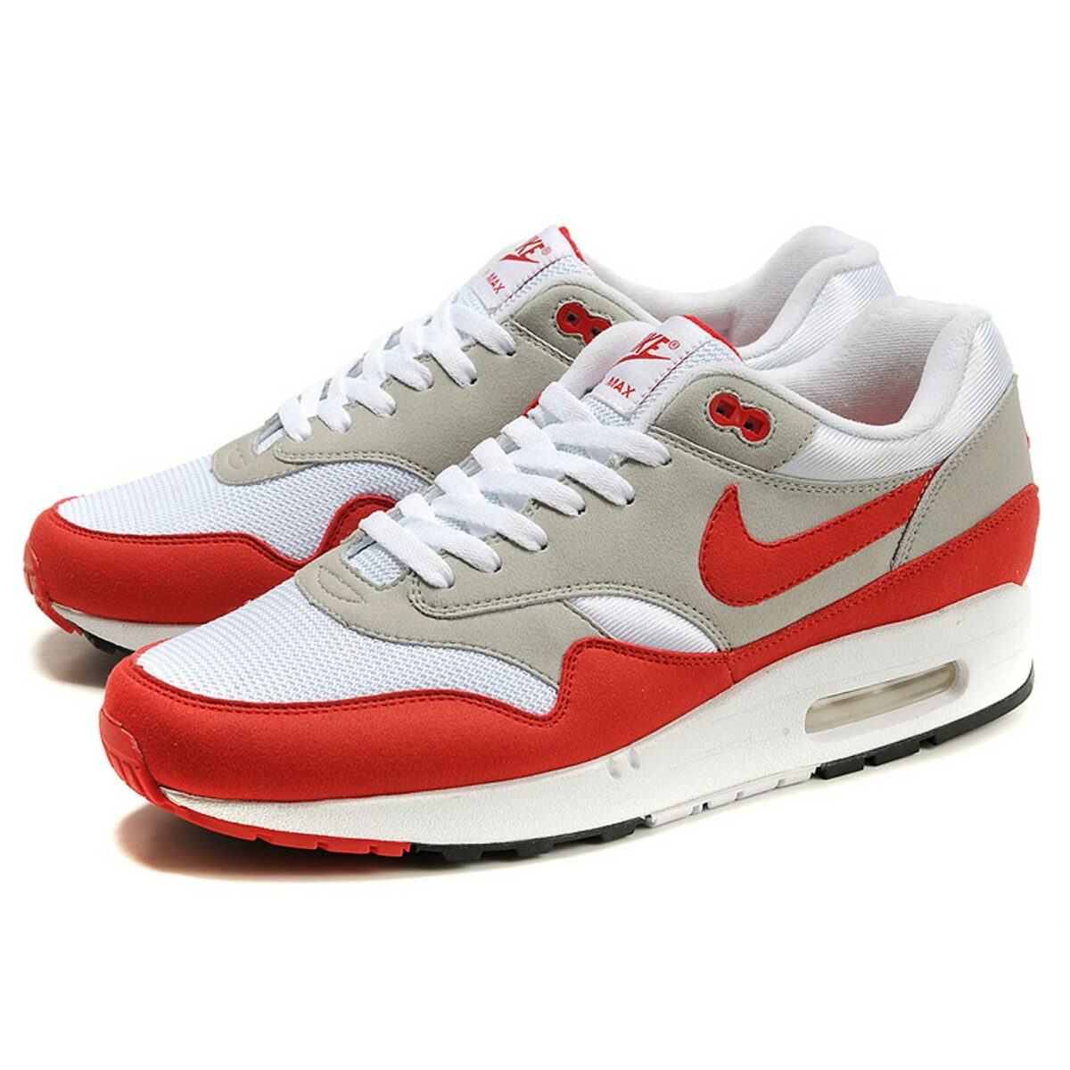 nike air max 1 OG QS red grey 378830_161 купить