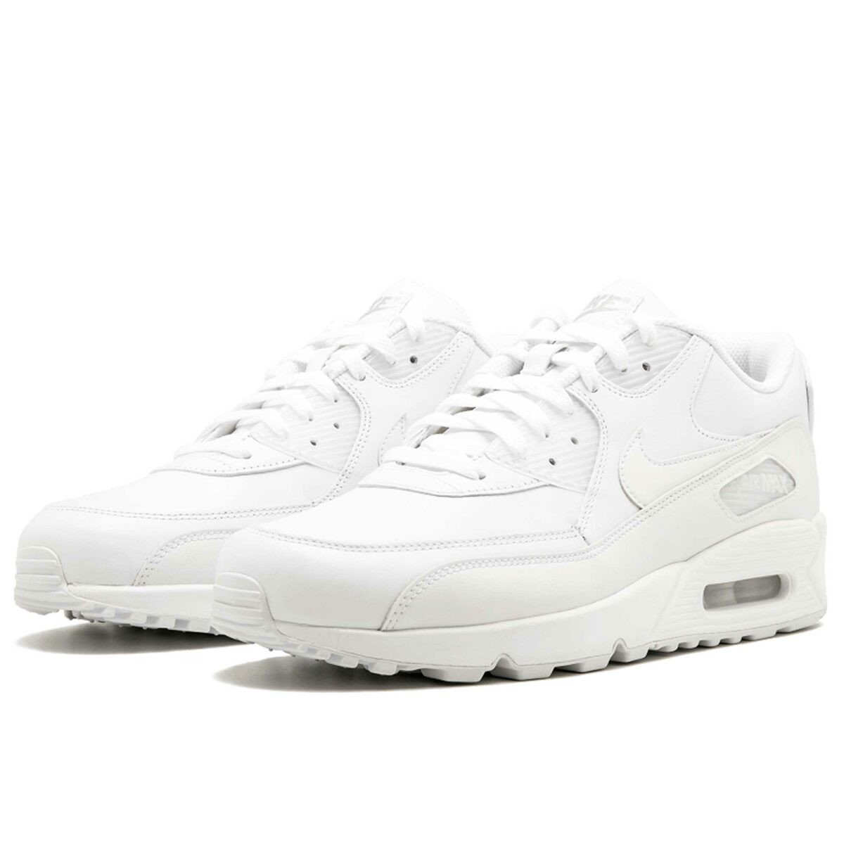 nike air max 90 LTR all white 302519-113 купить