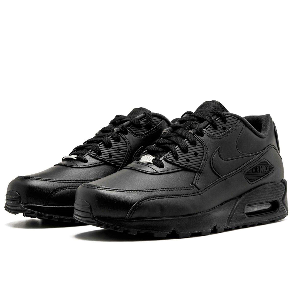 nike air max 90 LTR black 302519-001 купить