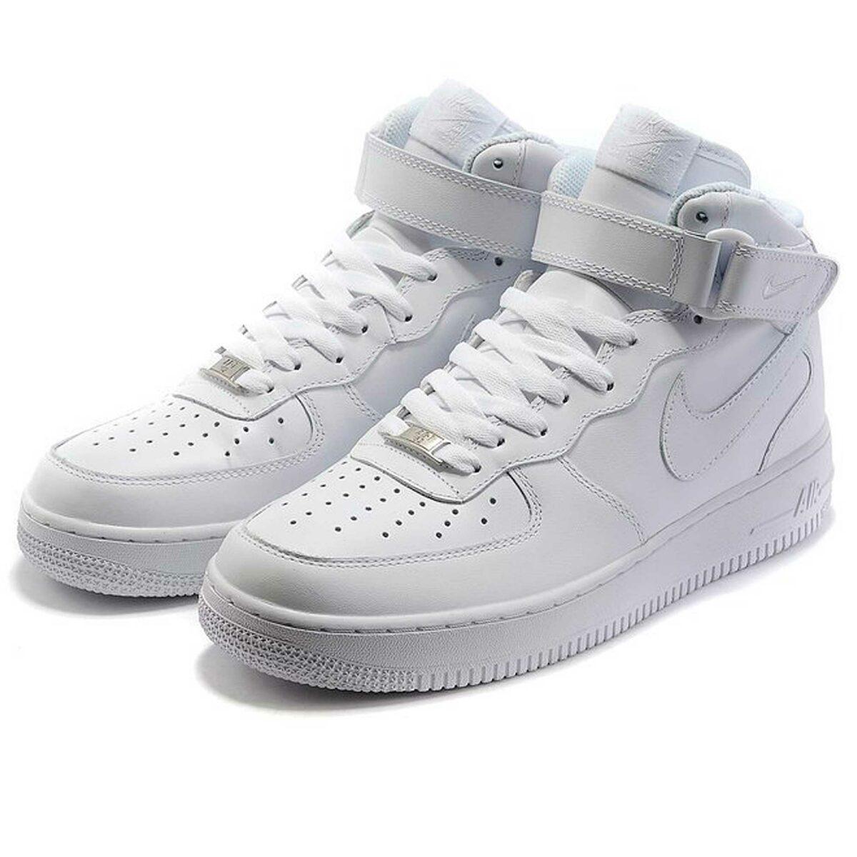 nike air force 1 mid 07 white 315123-111 купить