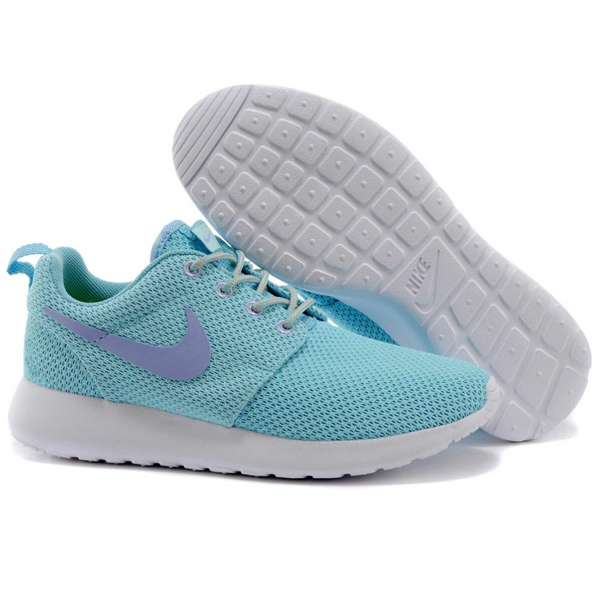 nike roshe run blue light 511882_402 купить