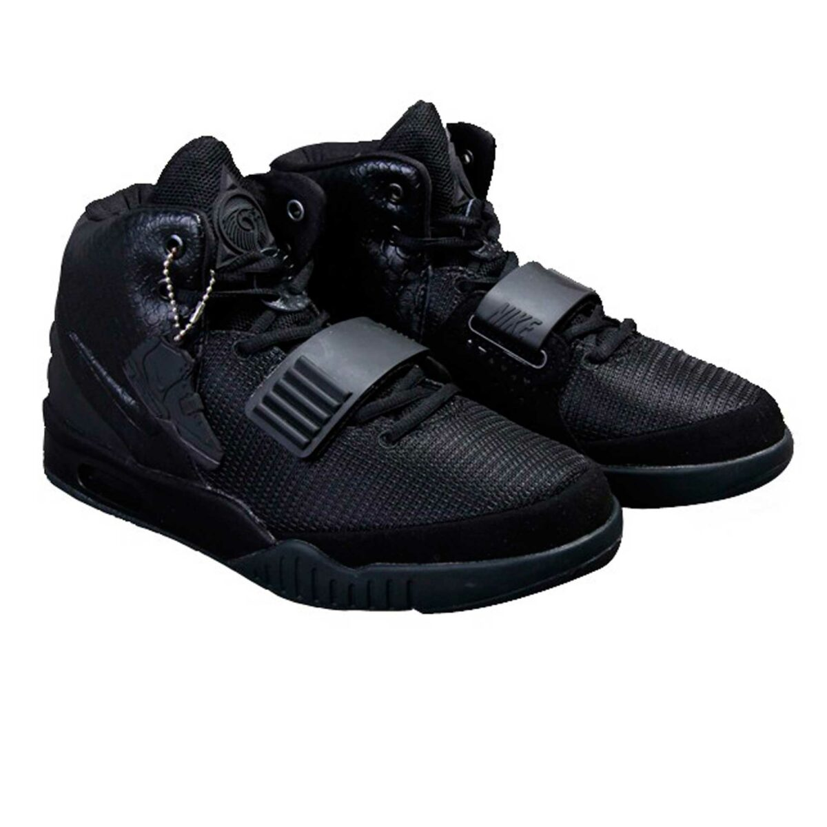 nike air yeezy 2 nrg all black 508214_025 купить