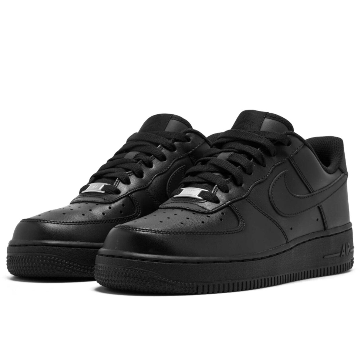 nike air force 1 low black 355115_038 купить