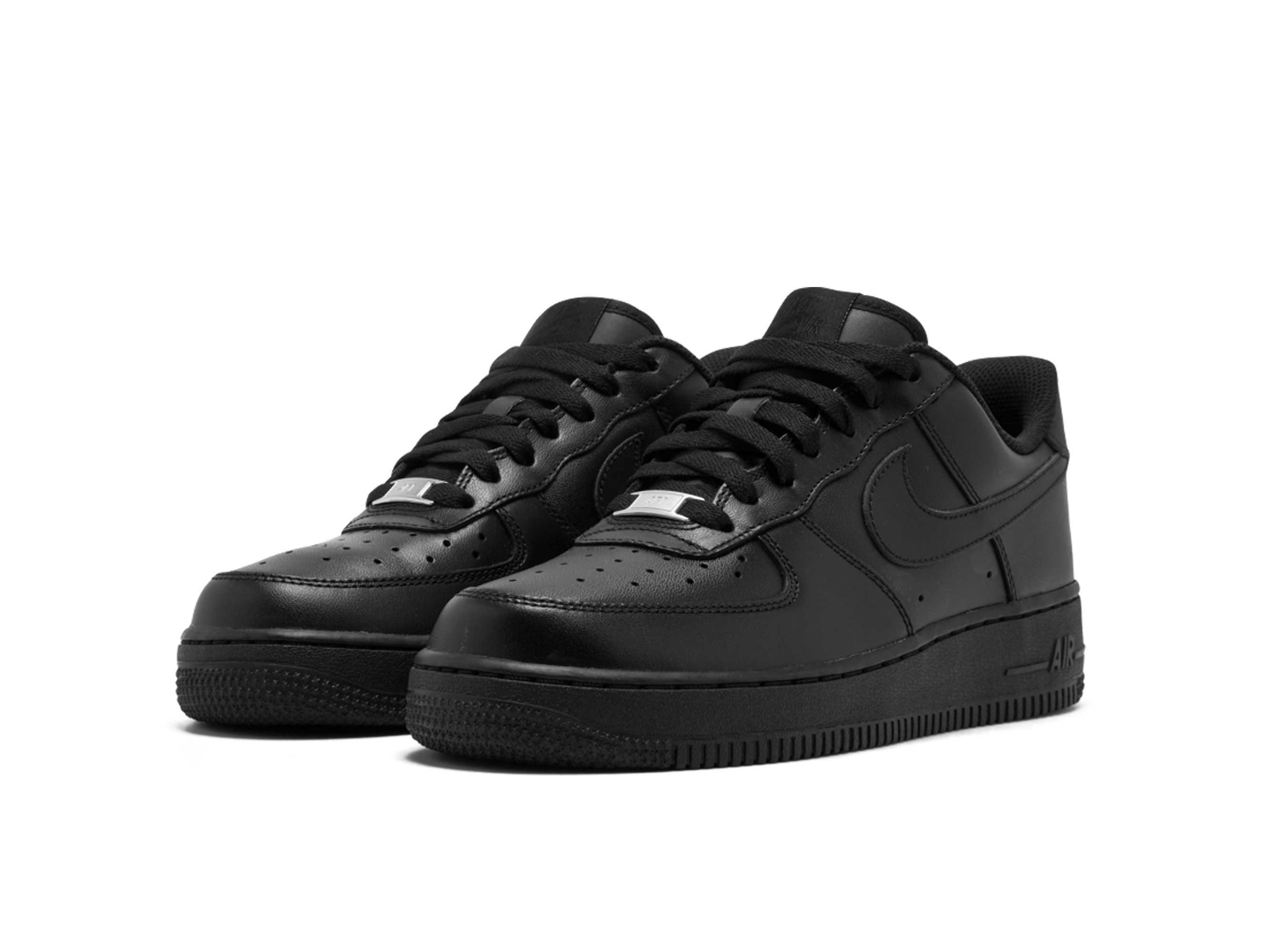 nike air force 1 low black 355115_038 купить