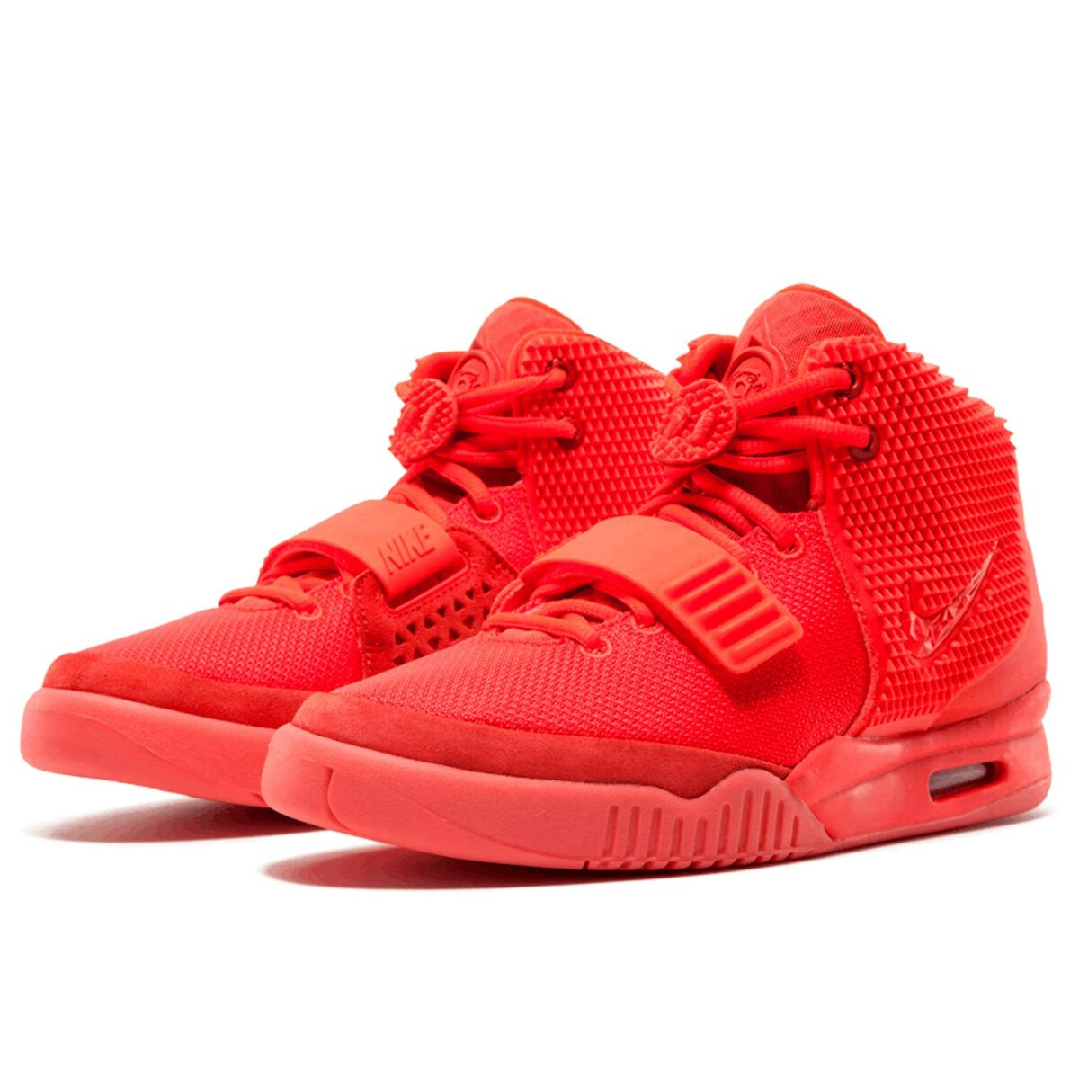 nike air yeezy 2 sp red october купить