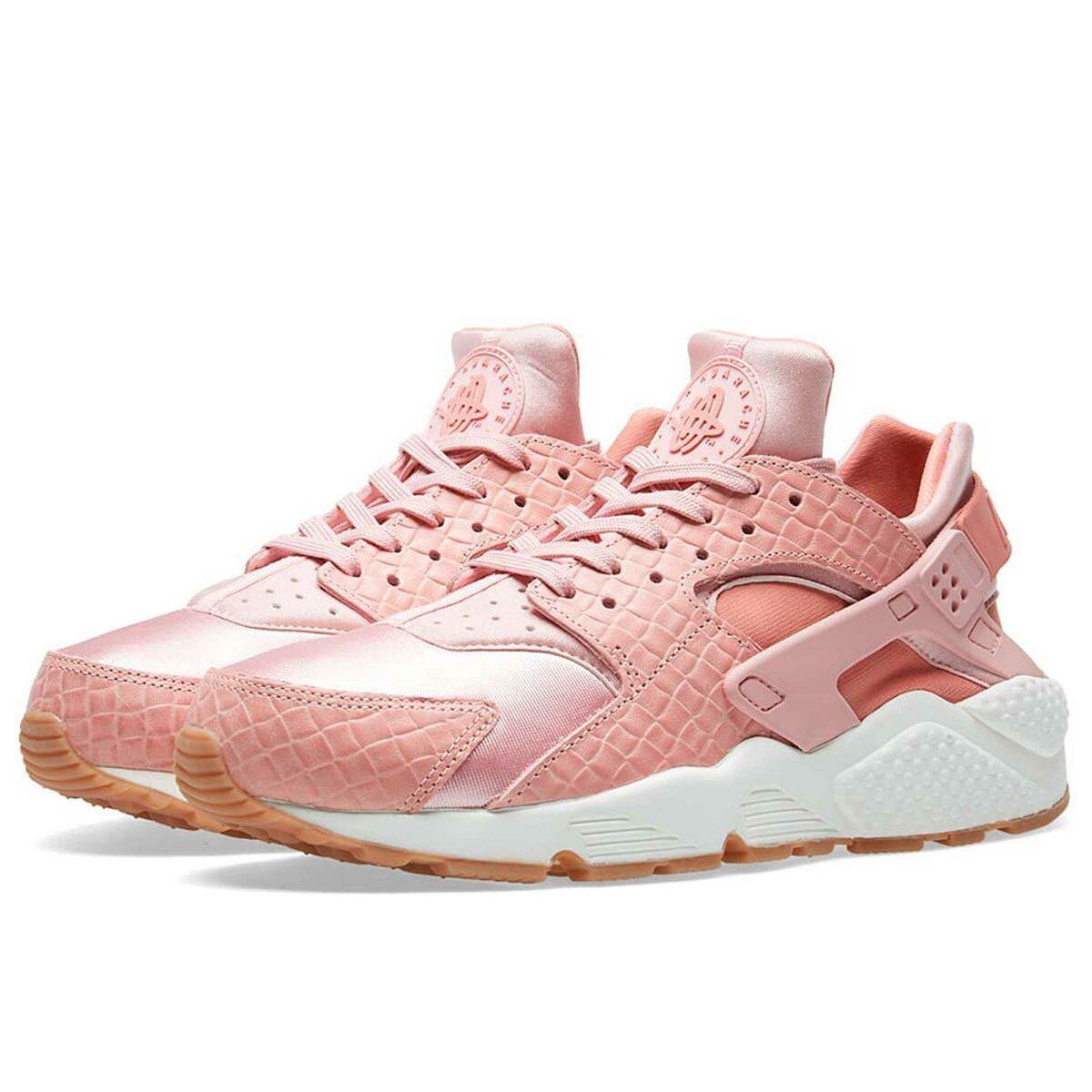 nike air huarache pink glaze 683818_601 купить