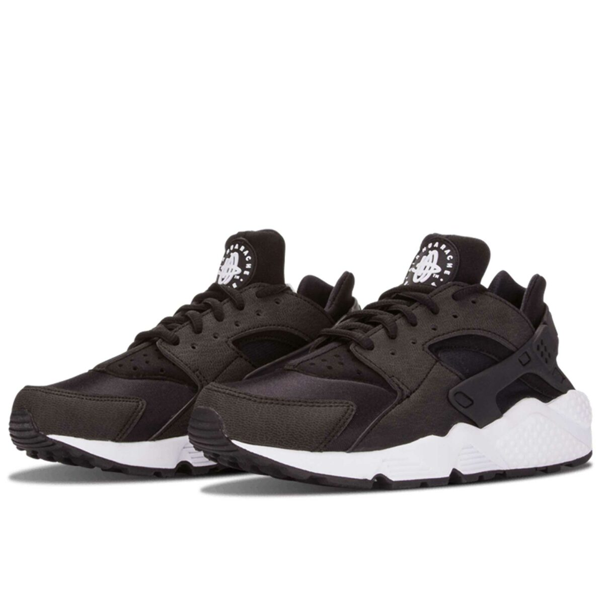 nike air huarache ultra black white 819685_001 купить