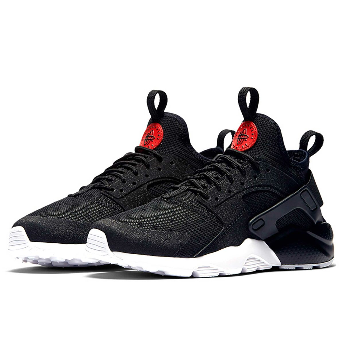 nike air huarache ultra gs black white 882144_001 купить