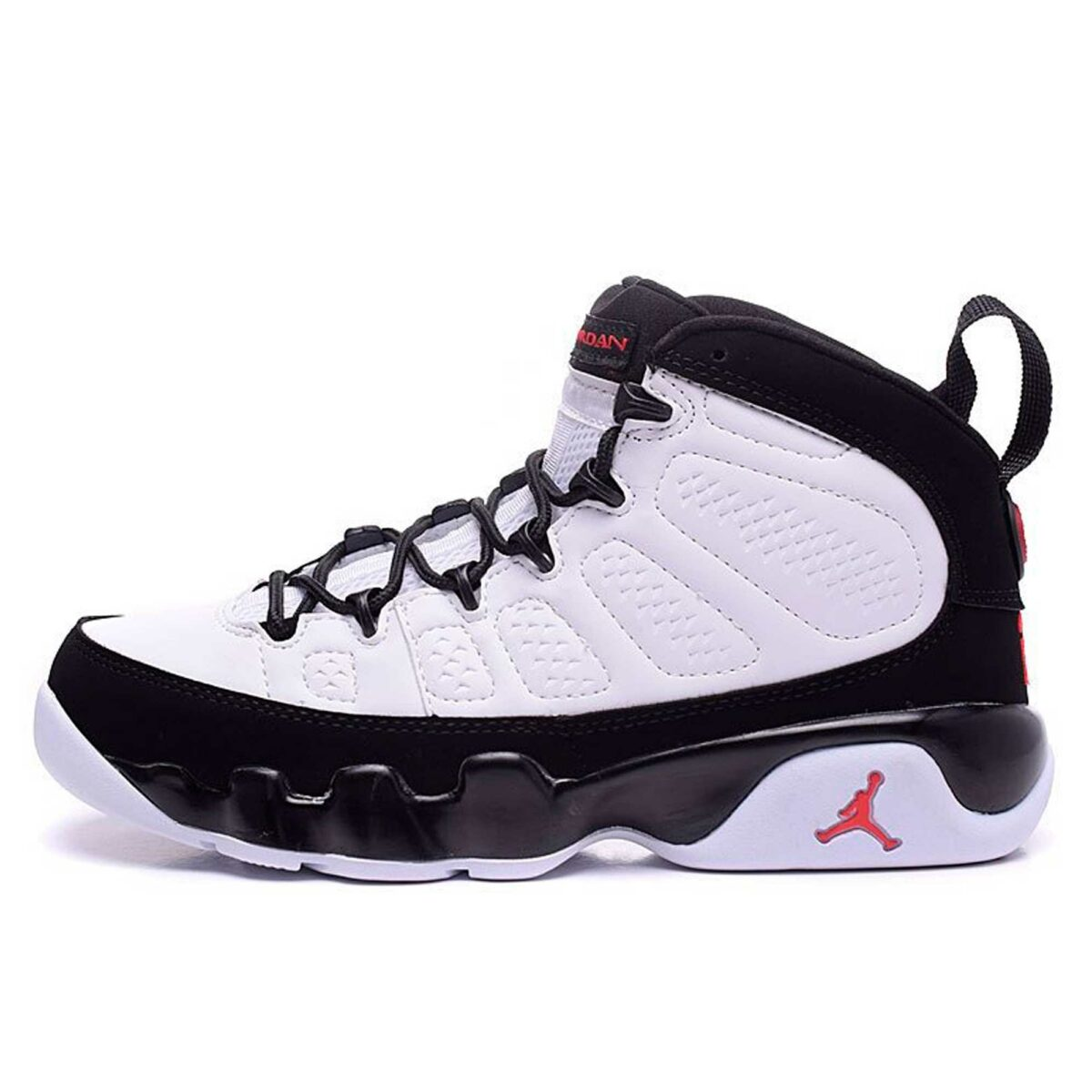 nike air Jordan 9 IX retro Space Jam white black302370_112 купить
