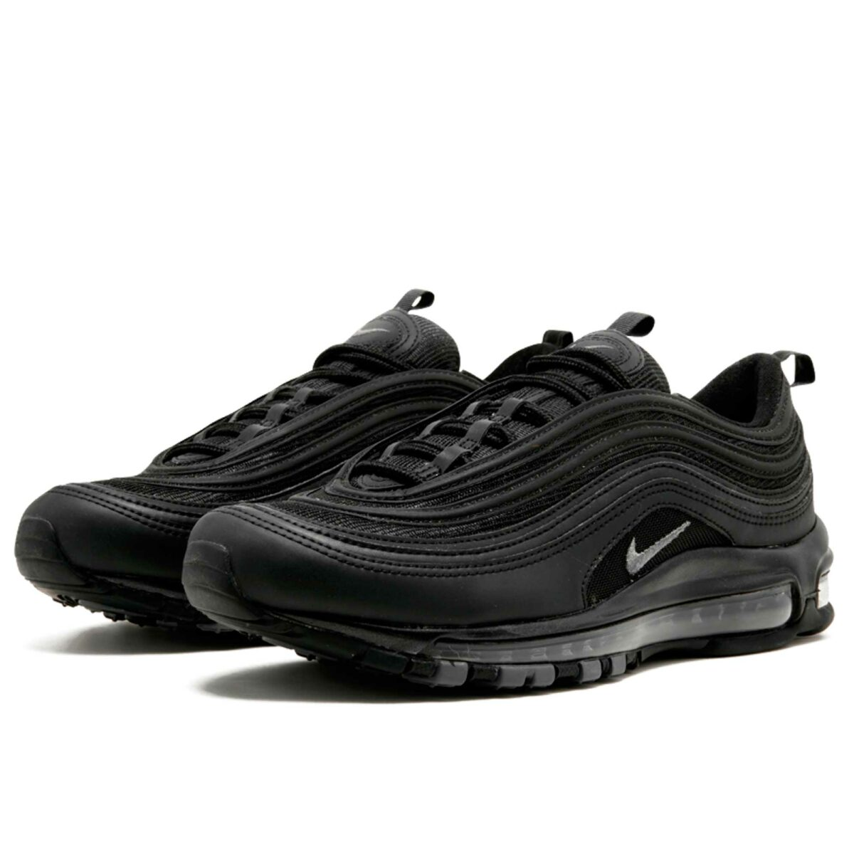 nike wmns air max 97 triple black 921733-001 купить
