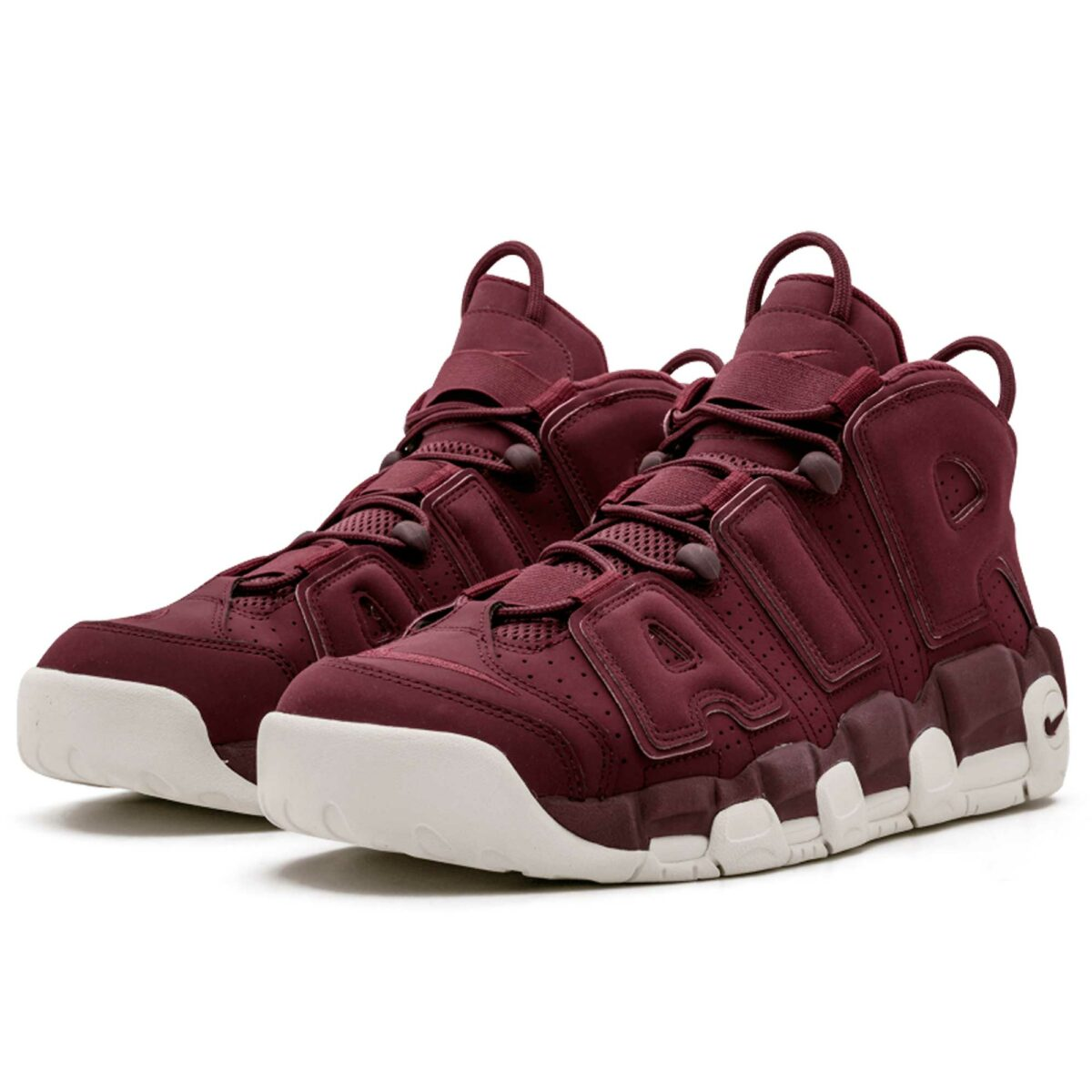 nike air more uptempo 96 QS maroon 921949-600 купить