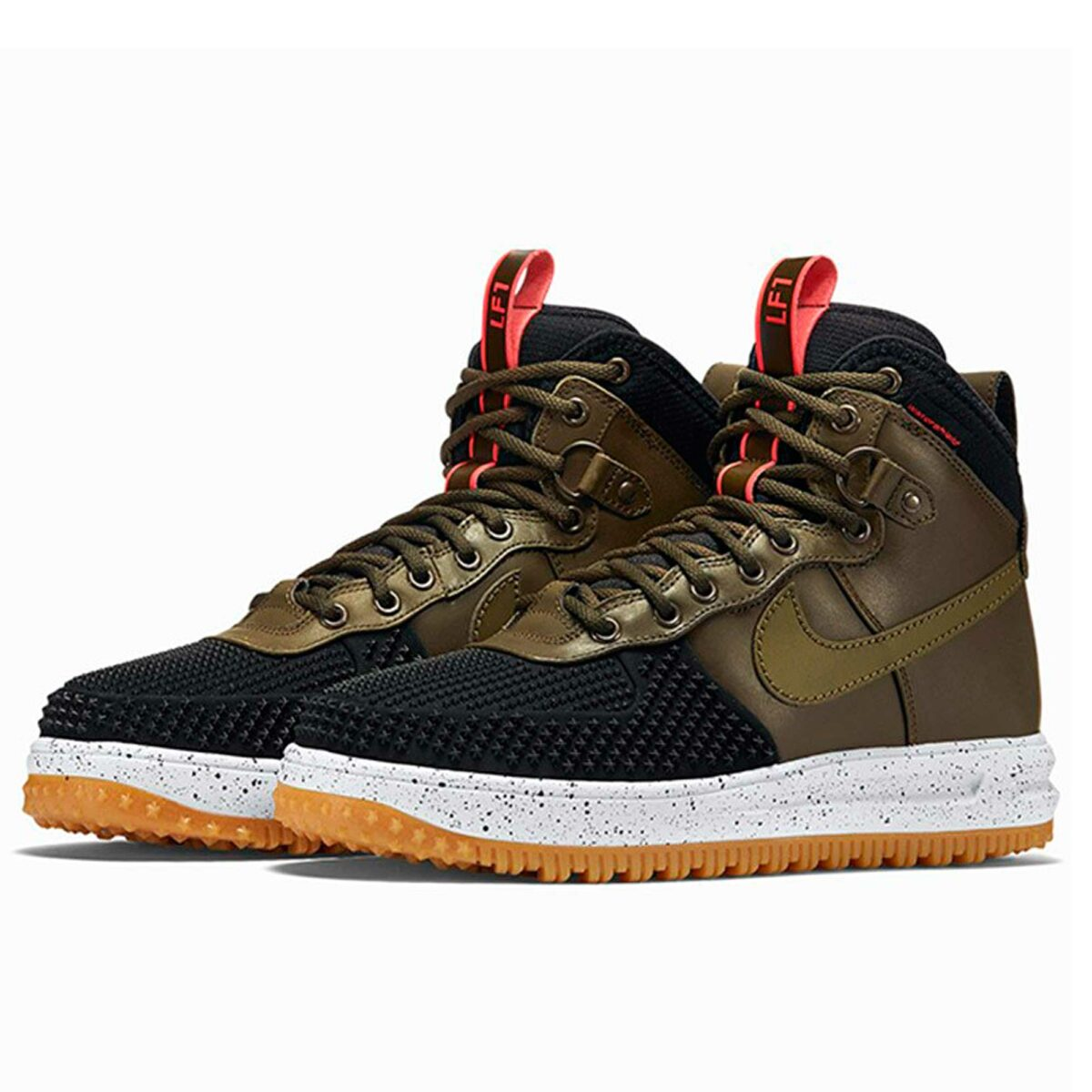 nike lunar force 1 one duckboot 805899-001 купить