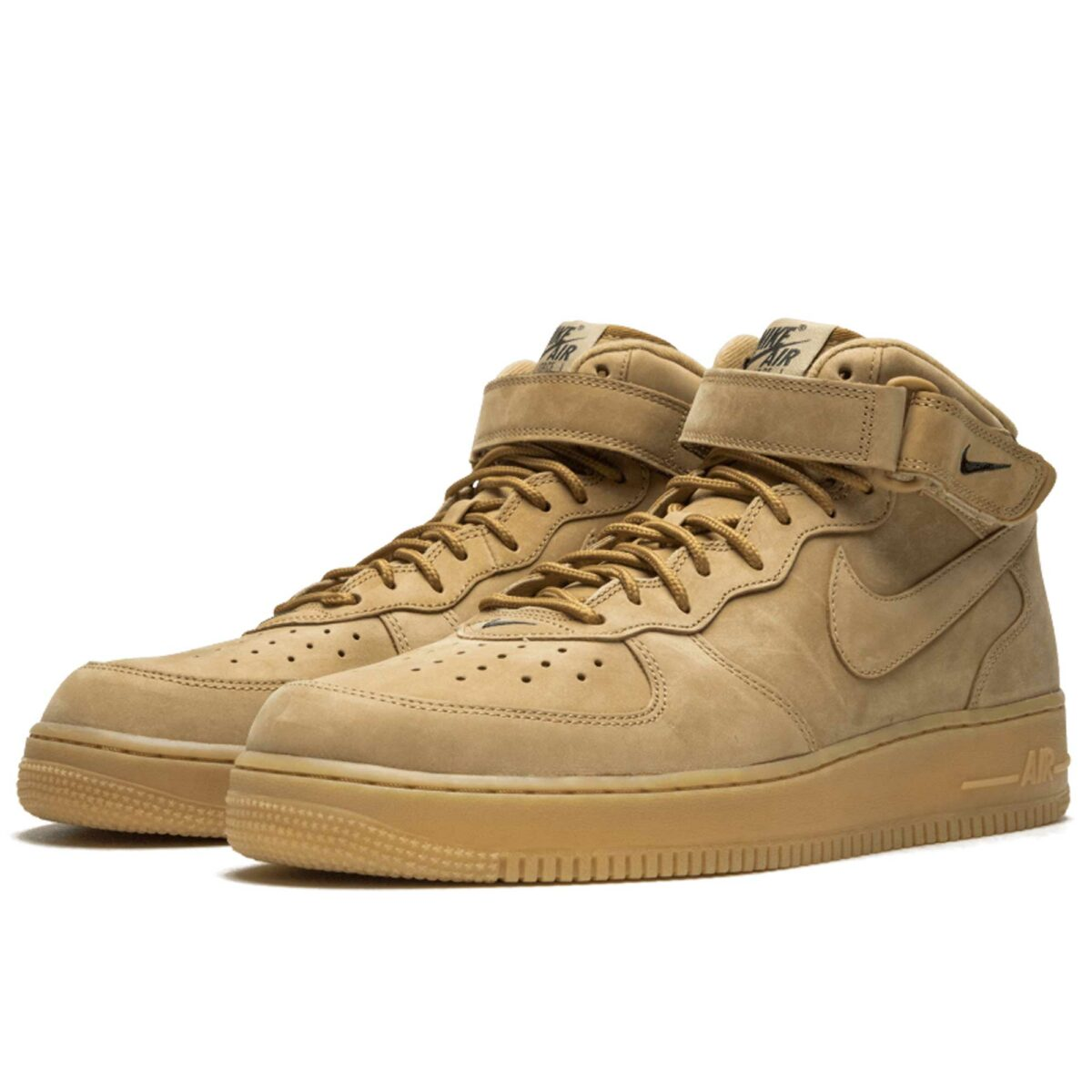nike air force 1 mid flax 715889_200 купить