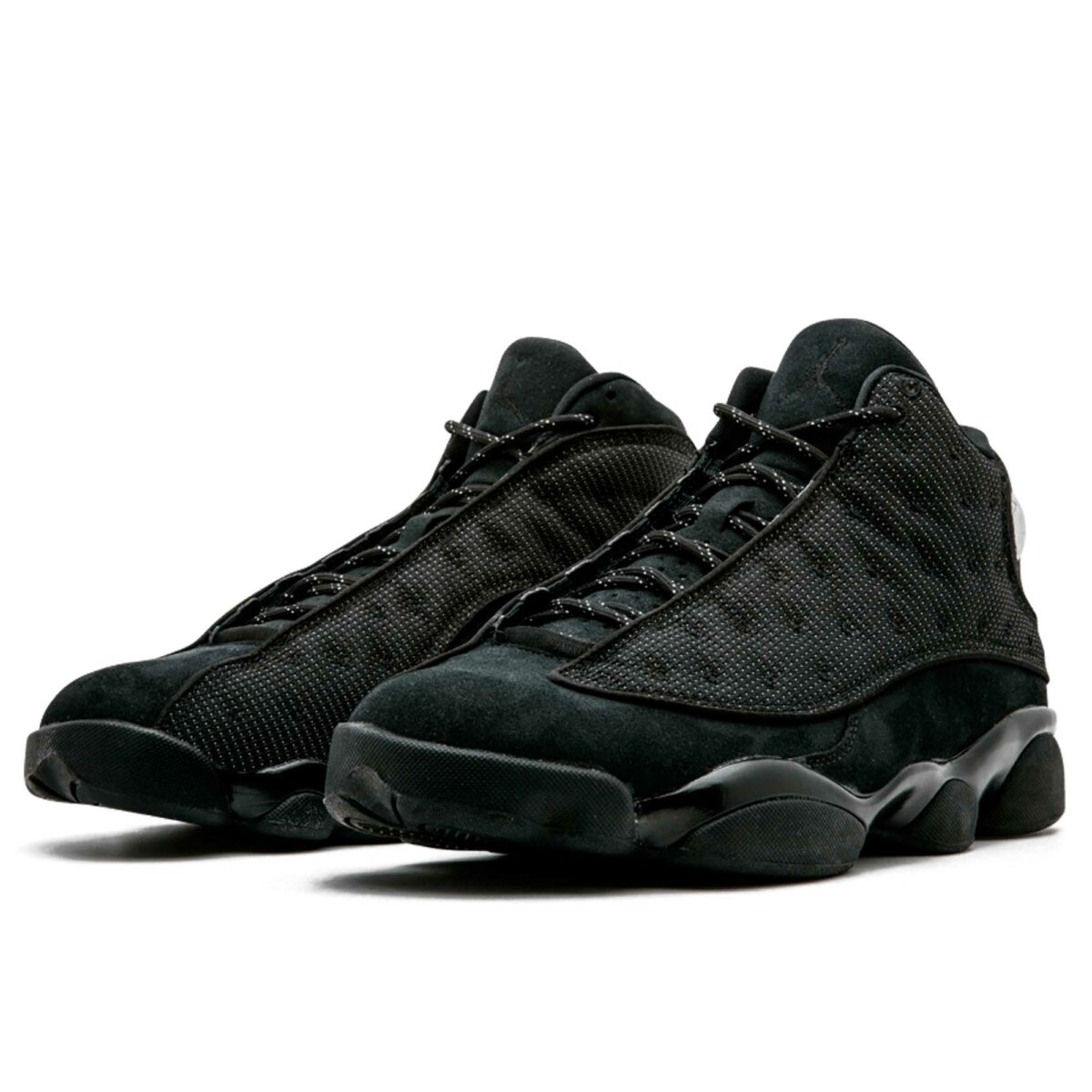 nike air Jordan 13 retro all black 414571-011 купить