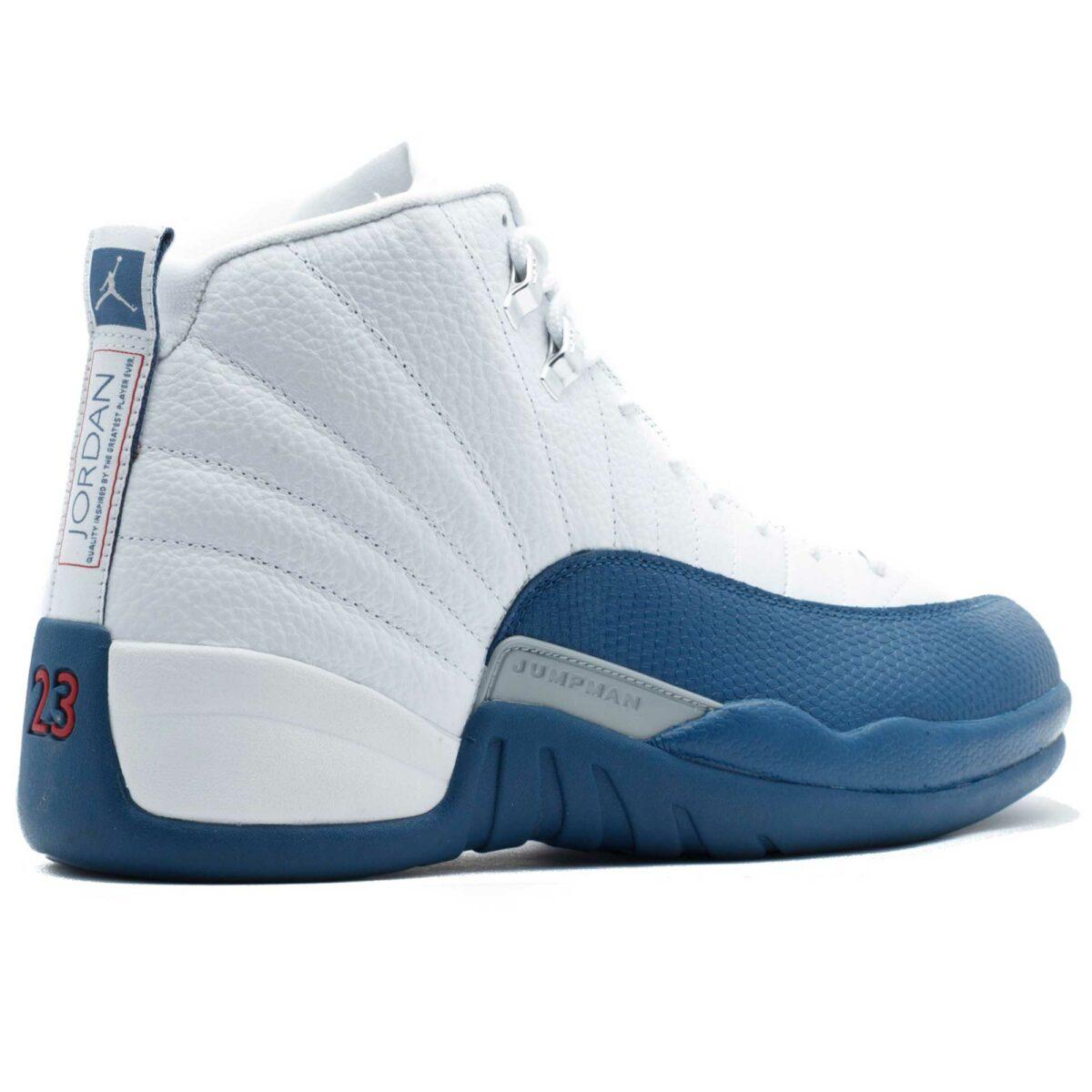 nike air Jordan 12 XII retro french blue 130690 113 купить