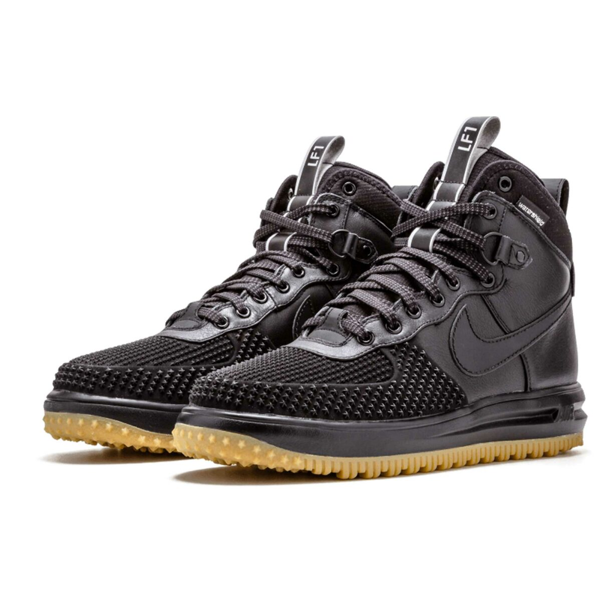 nike lunar force 1 duckboot black 805899_003 купить