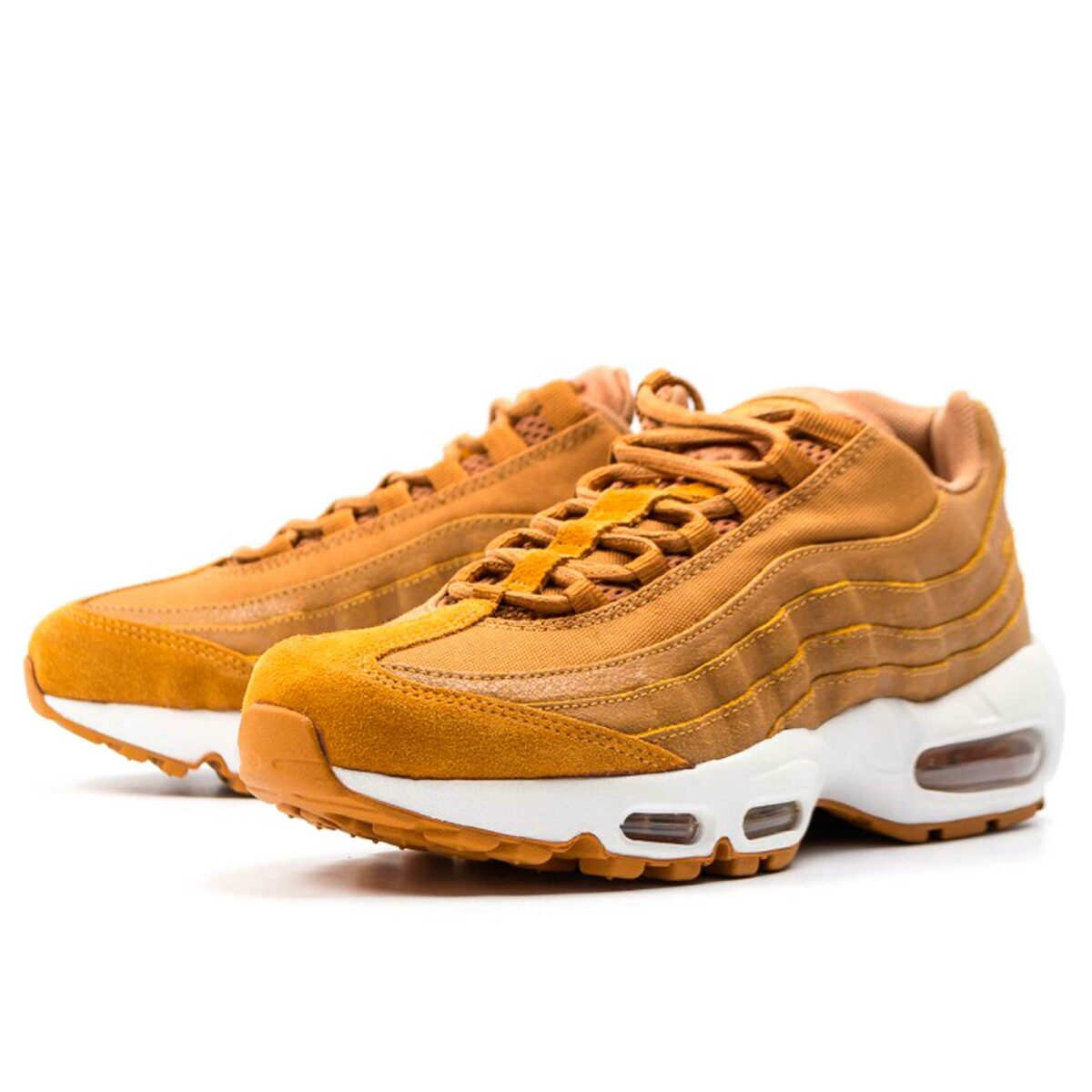 nike air max 95 premium brown 807443-700 купить
