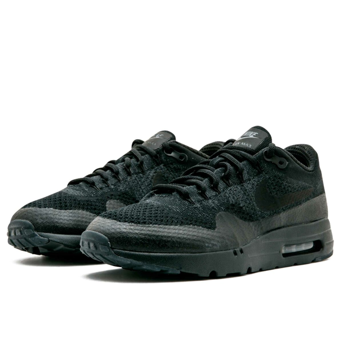nike air max 1 87 ultra flyknit black 856958-001 купить