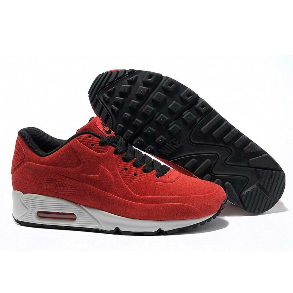 nike air max 90 VT red black 472489_601 купить