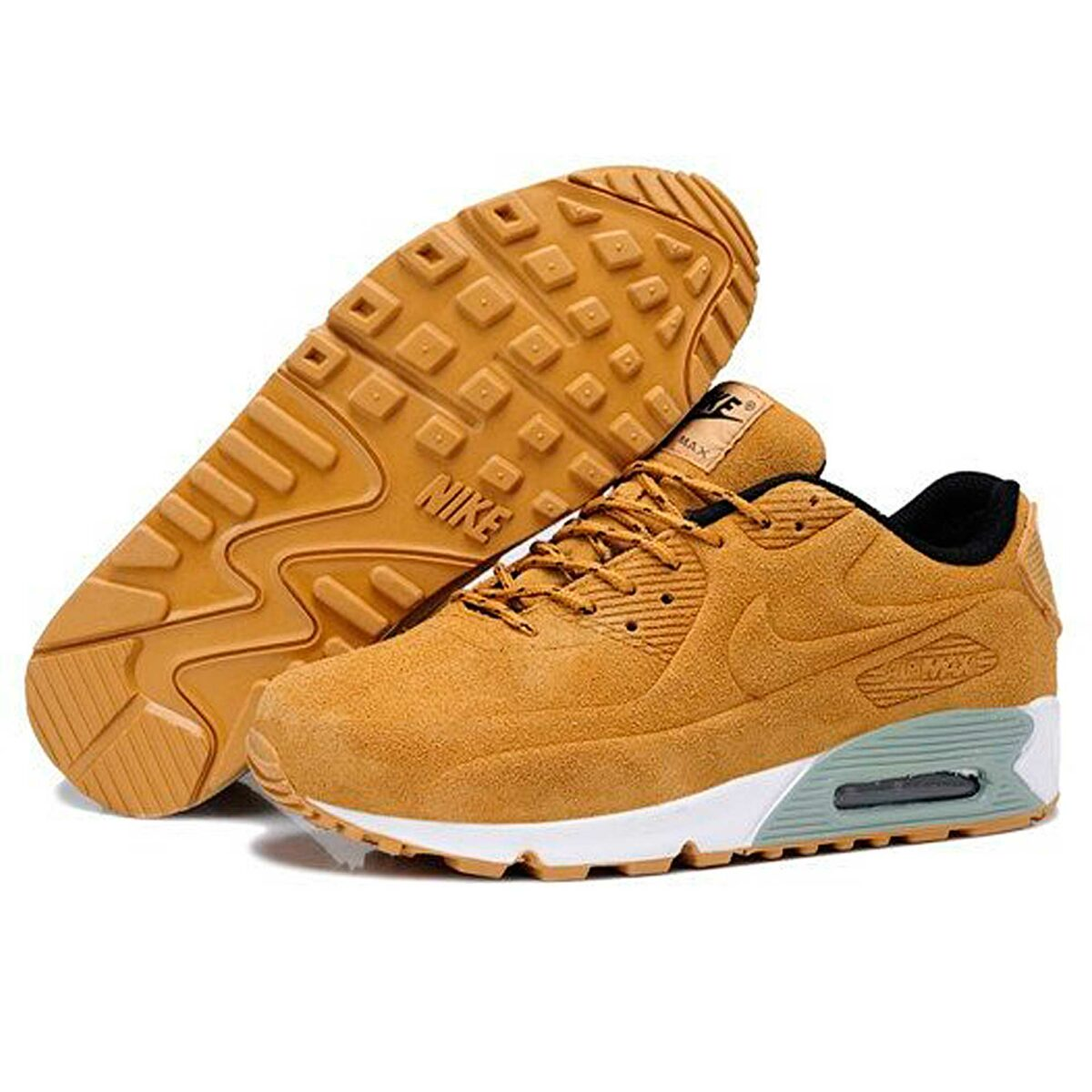 nike air max 90 vt brown winter купить