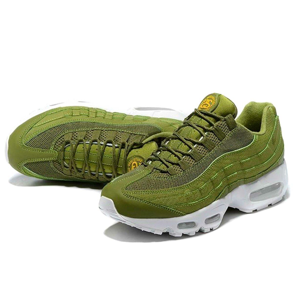 nike air max 95 green купить