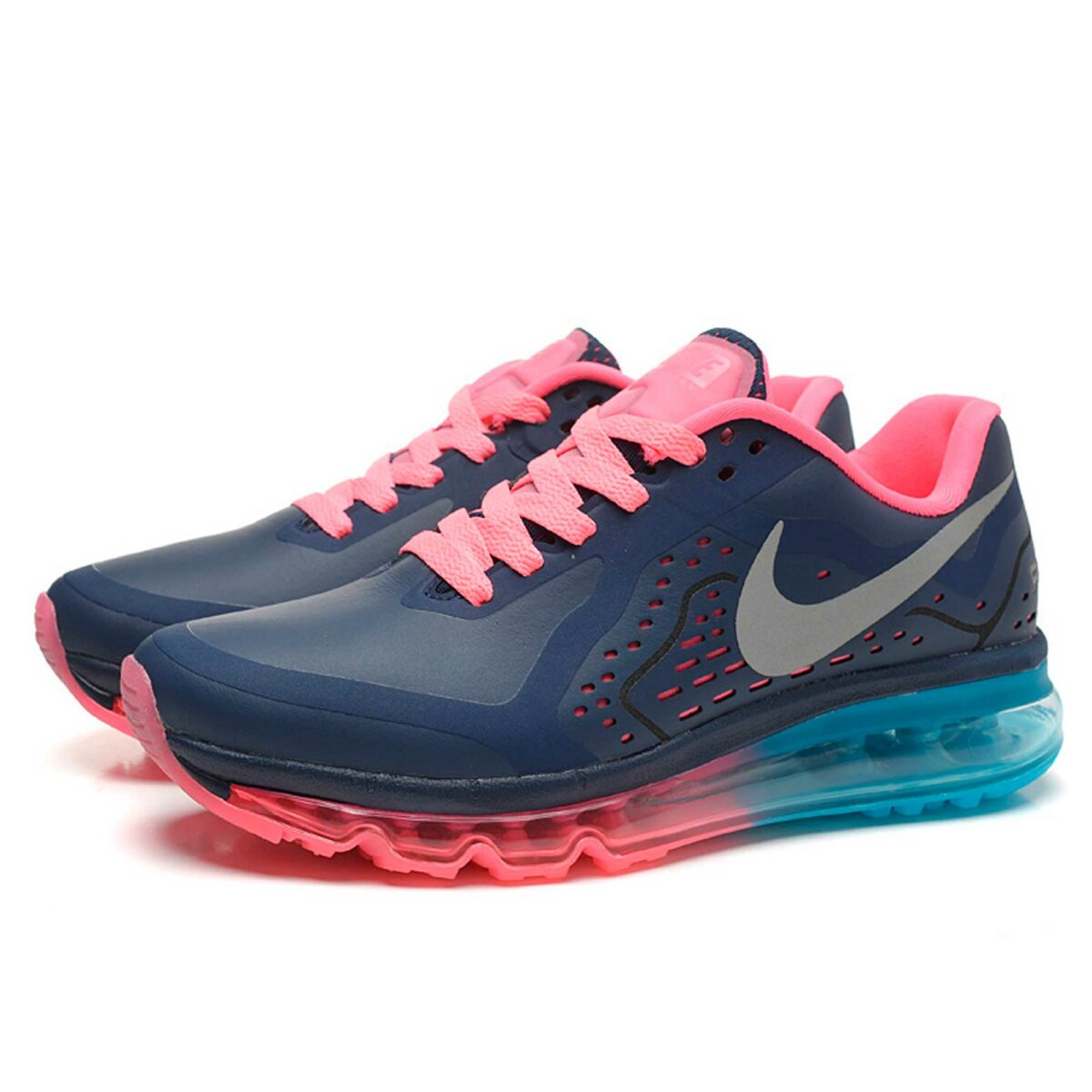nike air max 2014 dark blue купить