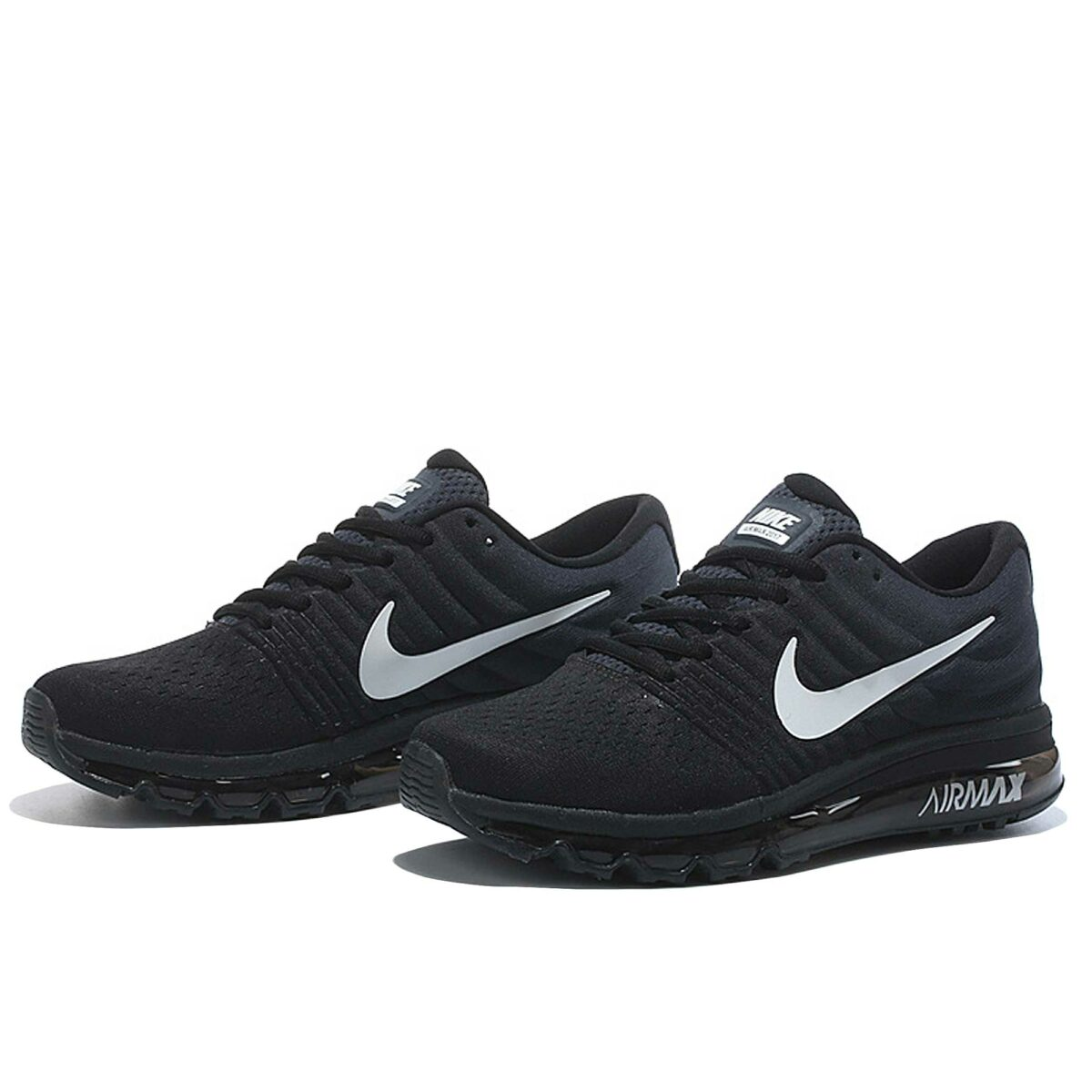 nike air max 2017 all black 849559-009 купить