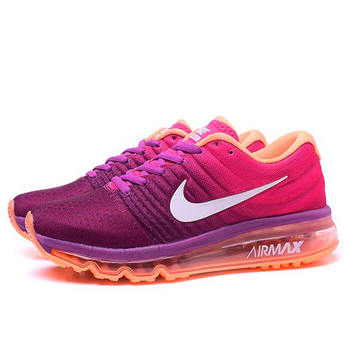 nike air max 2017 bright grape 849560-502 купить