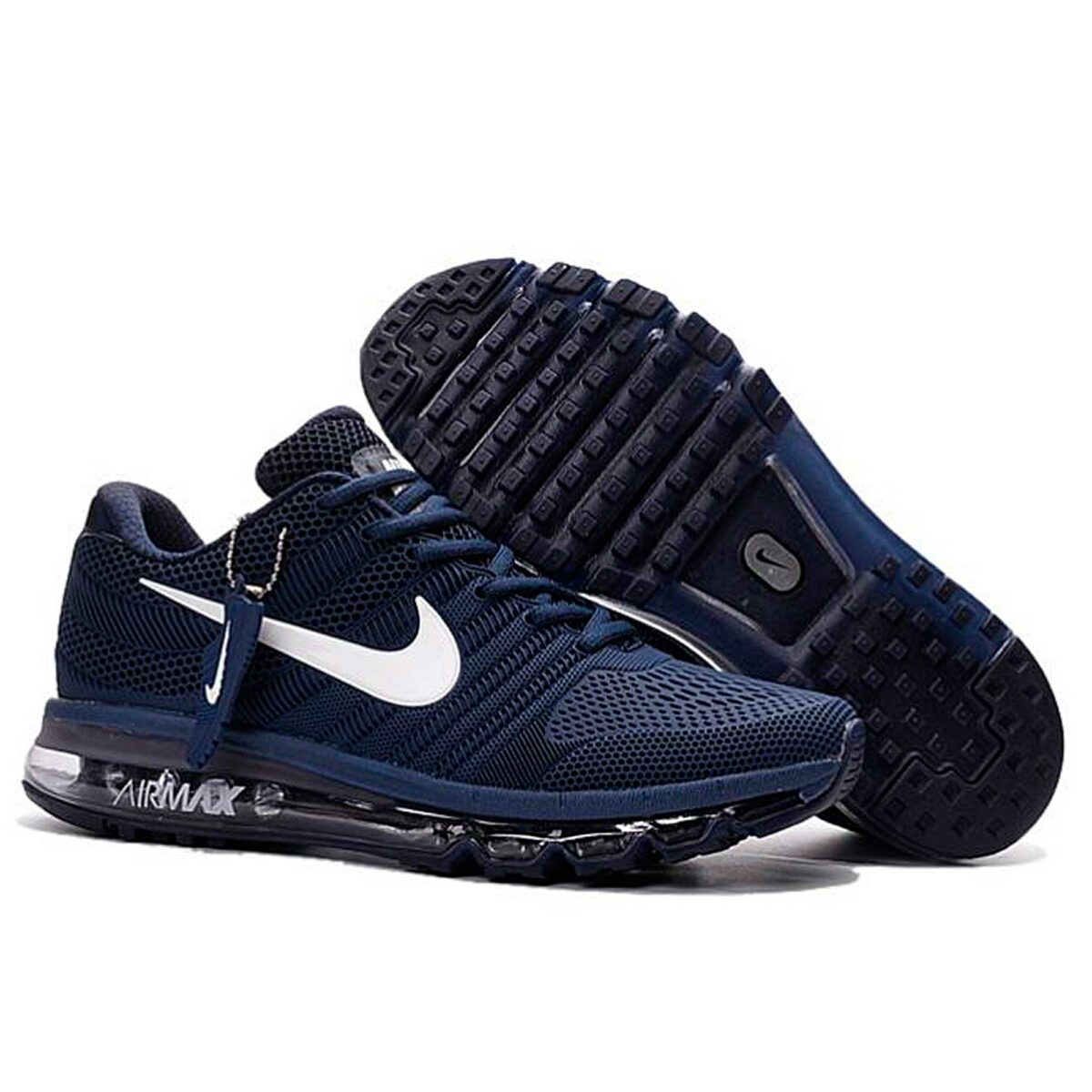nike air max 2017 KPU dark blue купить