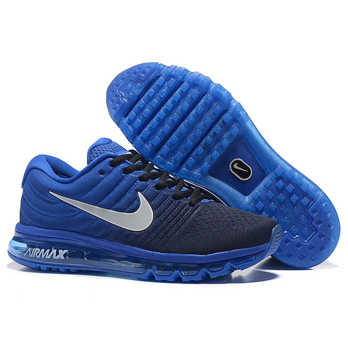 nike air max 2017 dark blue blue 849560-401 купить