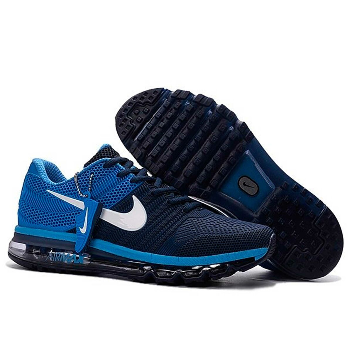 nike air max 2017 KPU dark blue blue 849560-402 купить